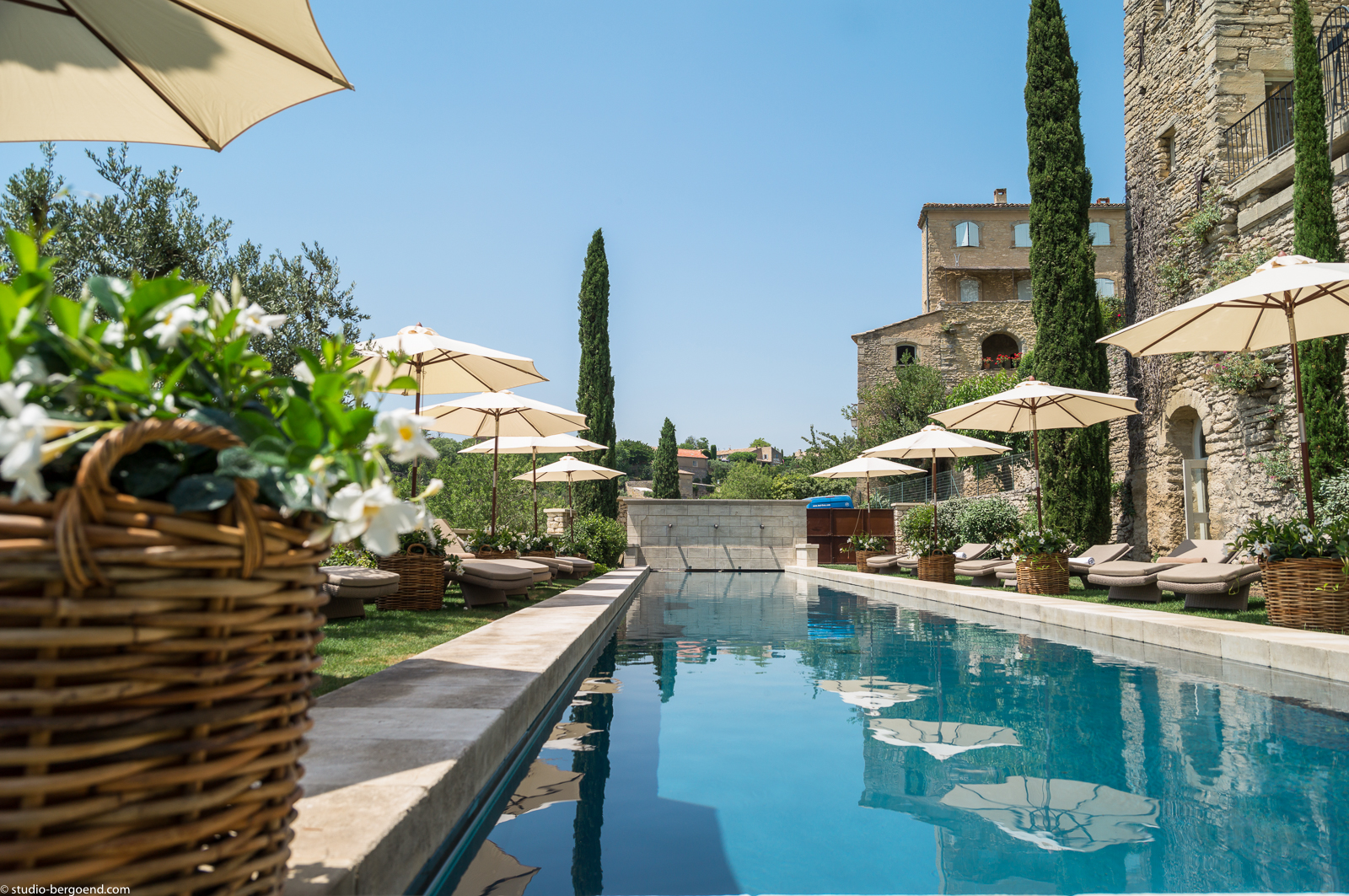 Provence's Bastide de Gordes is Open Again