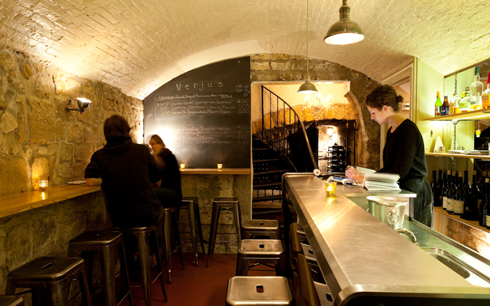 Best Restaurants for Small Plates, Paris