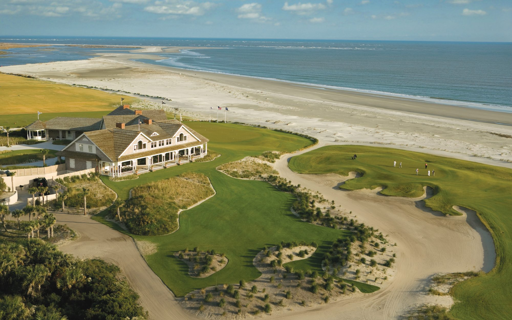 Sanctuary At Kiawah Island Golf Resort Travel Leisure