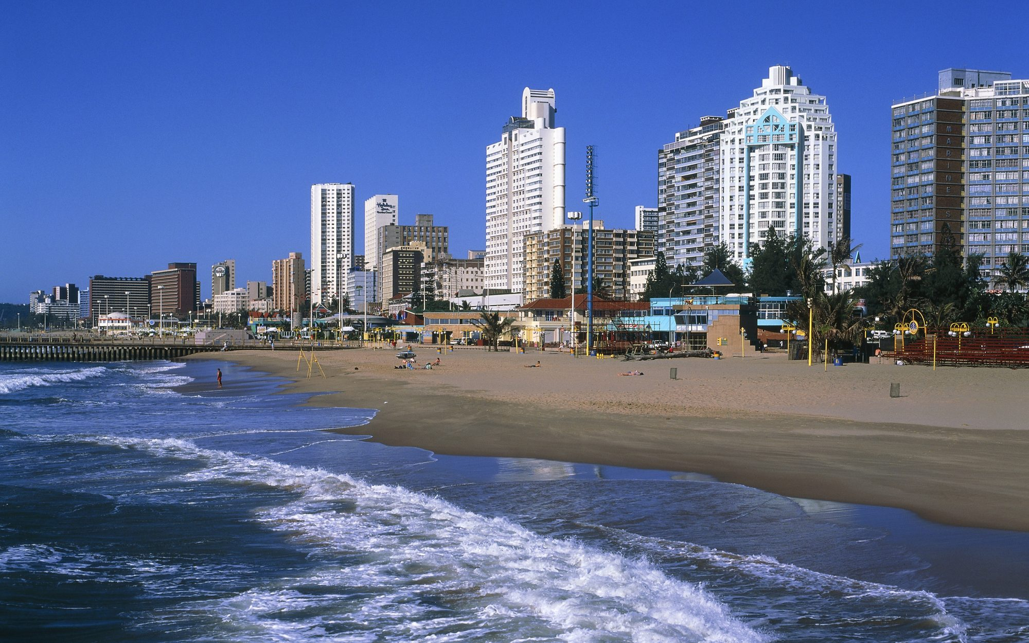 Visit Durban South Africa