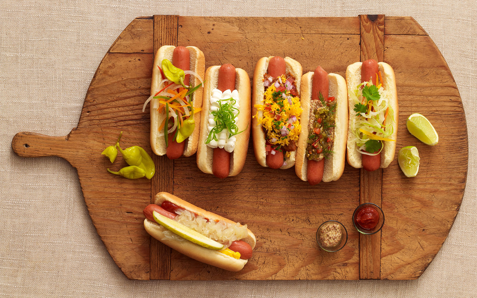 Best Hot Dog Spots in America