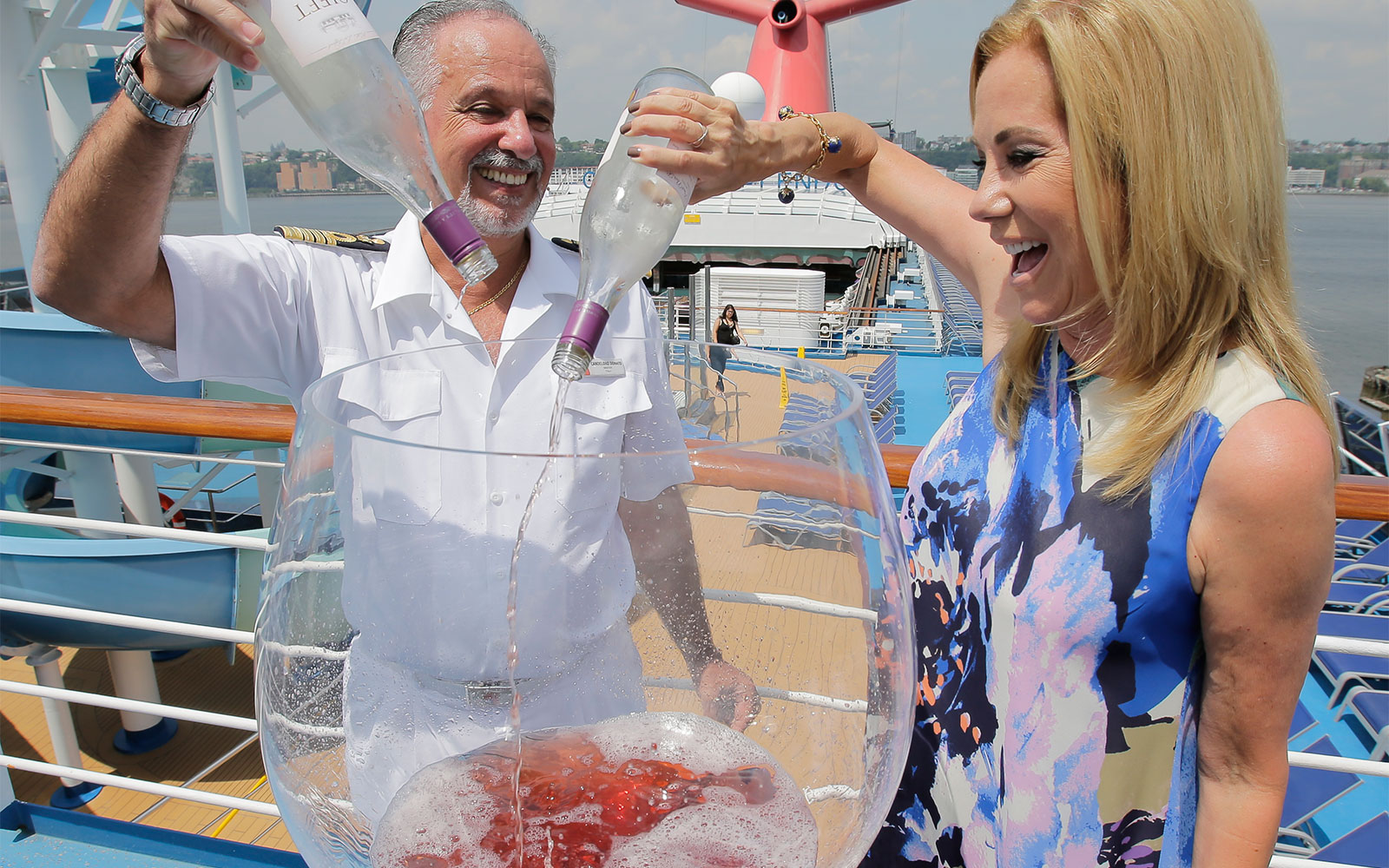 Kathie Lee Gifford Shares Her Packing Tips