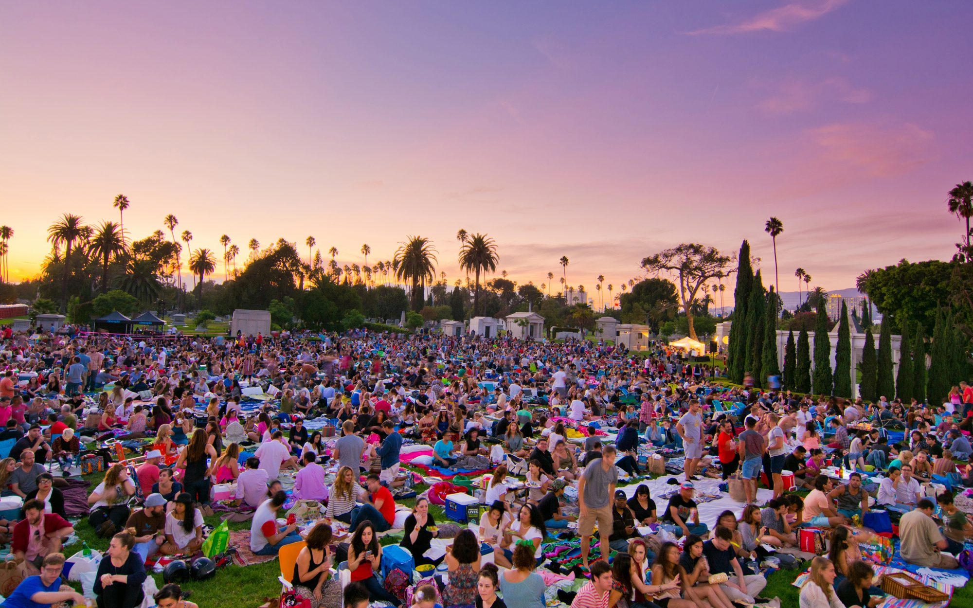 The Most Popular Summer Activities in Los Angeles