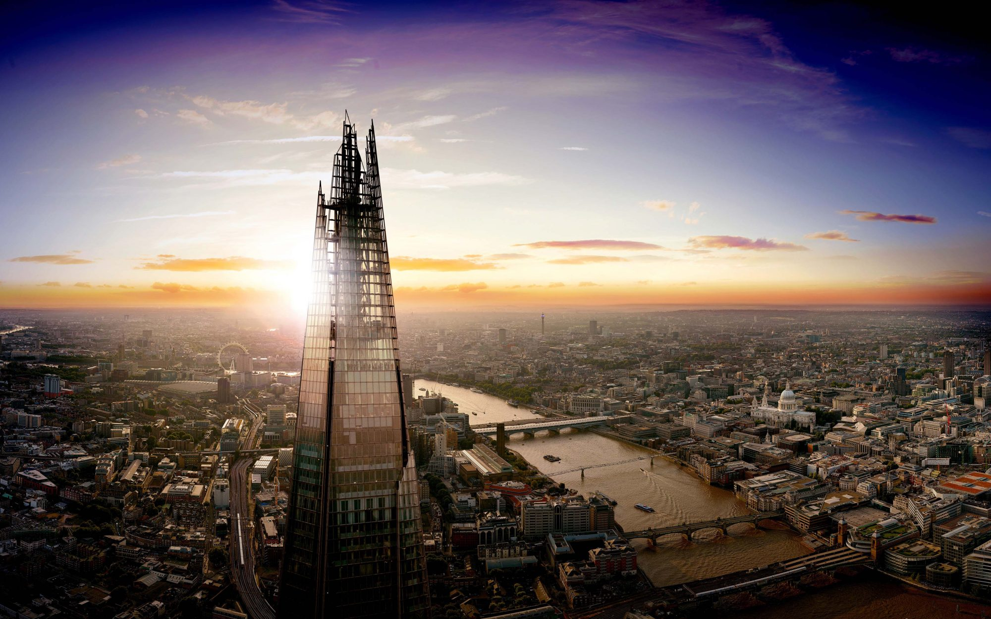 Our Current Guide to the Shard