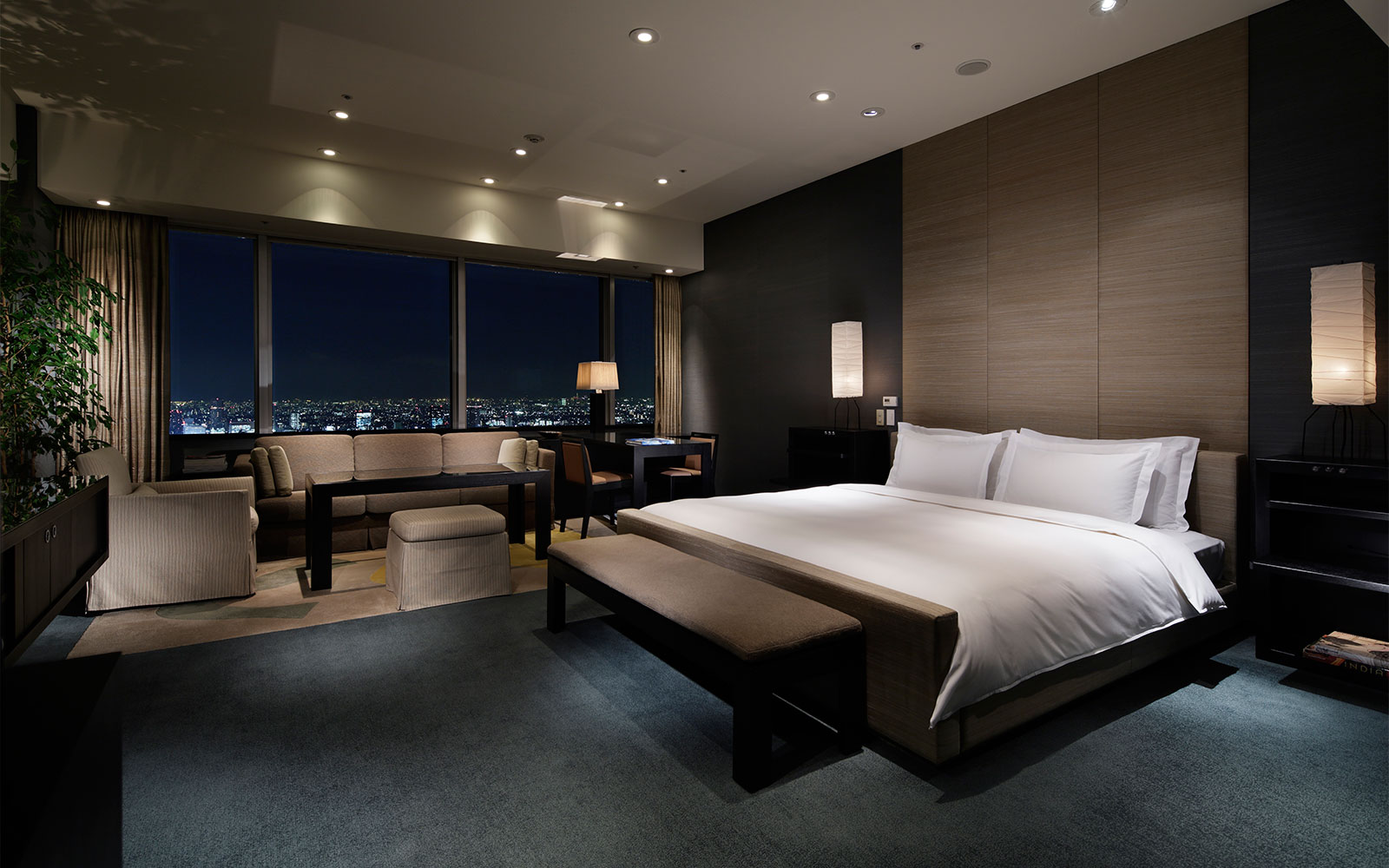 The 10 000 A Night Tokyo Suite At The Park Hyatt Tokyo