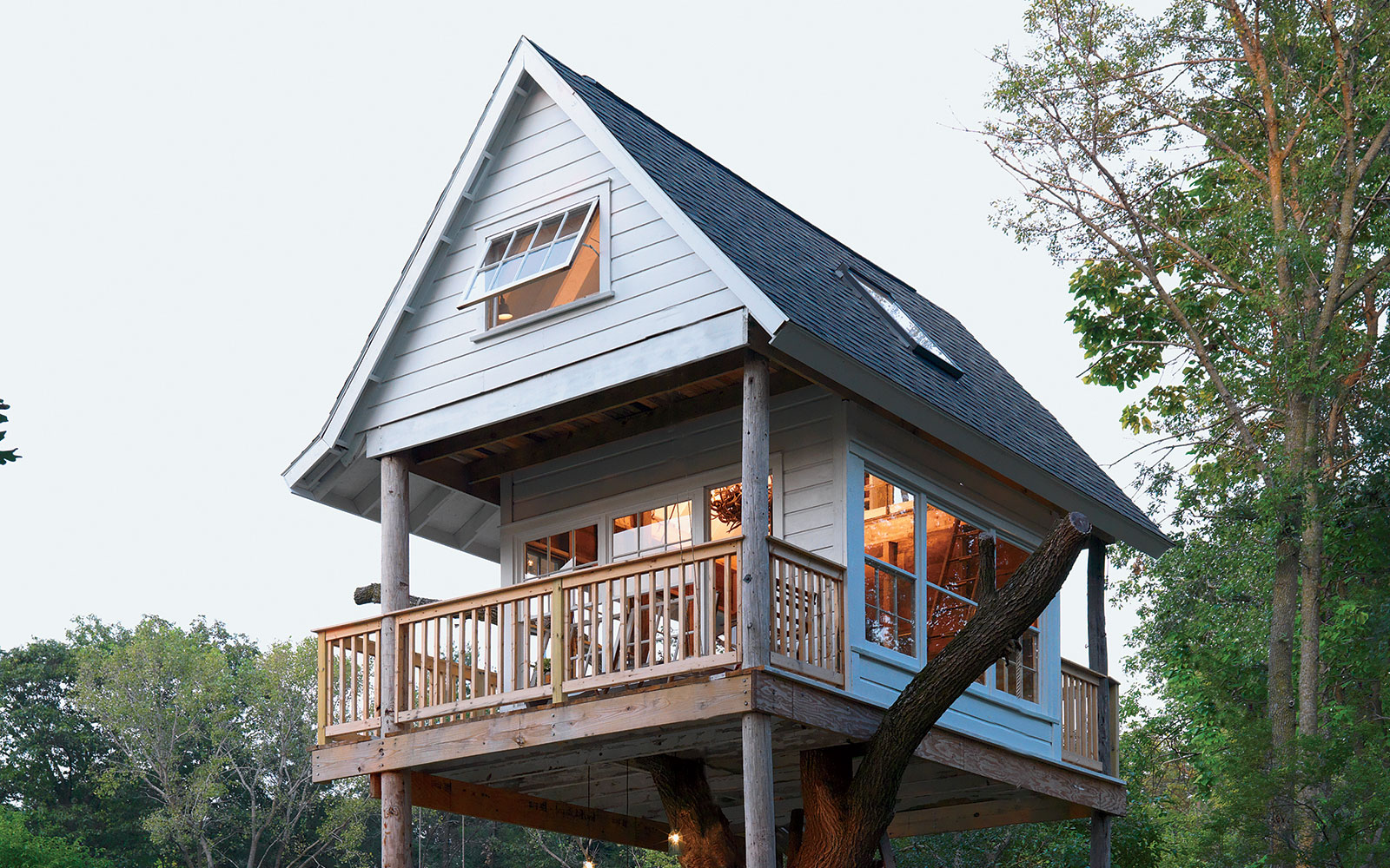 Wandawega Tree House