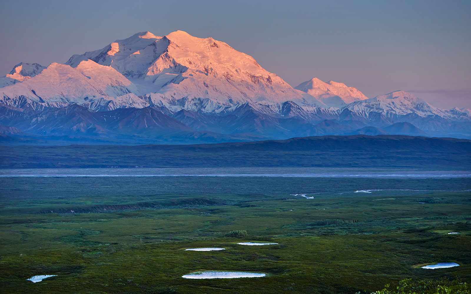 Alaska's Mount McKinley is Now Called Denali