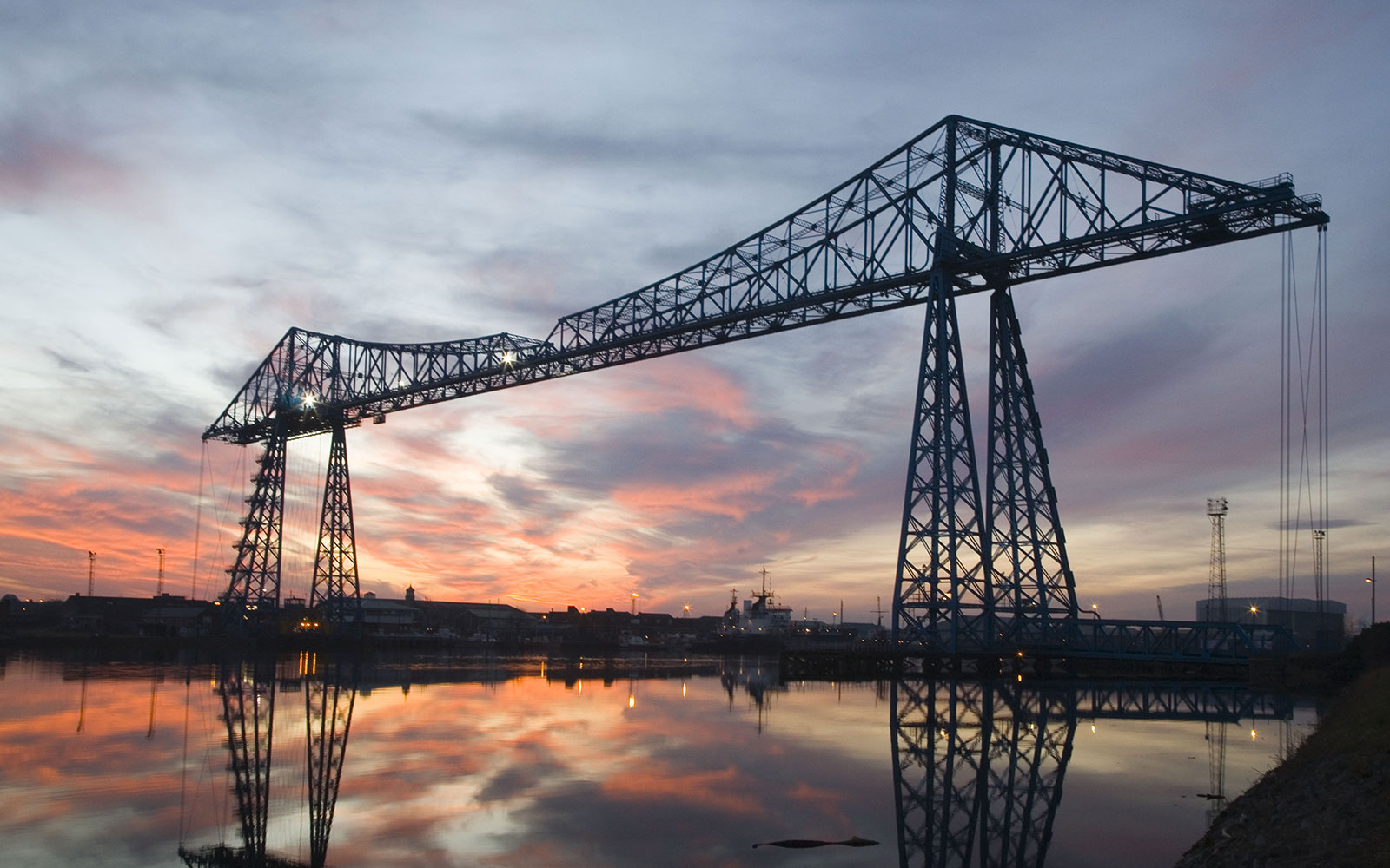 Video: Newport Transporter Bridge