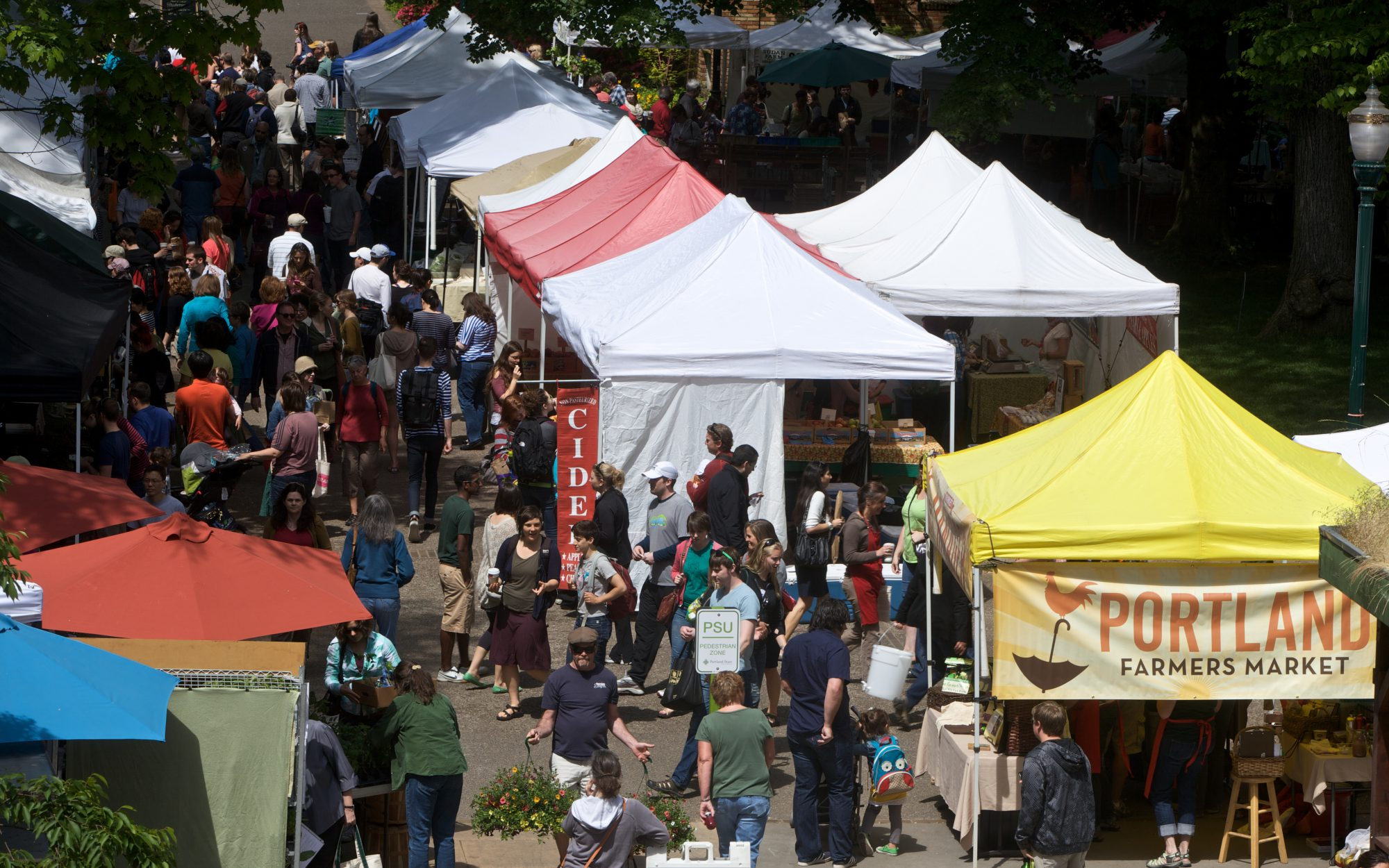 What to Buy at the Portland Farmers Market