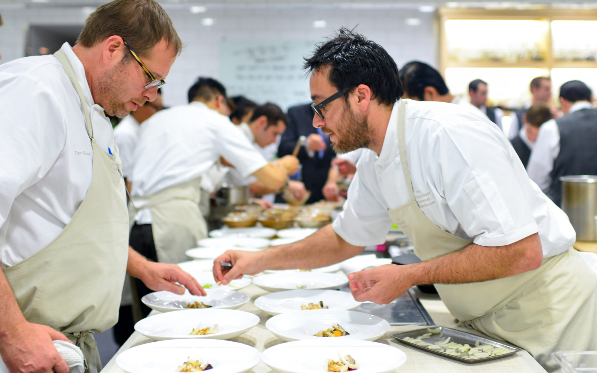 The Restaurant at Meadowood's 12 Days of Christmas Dinners
