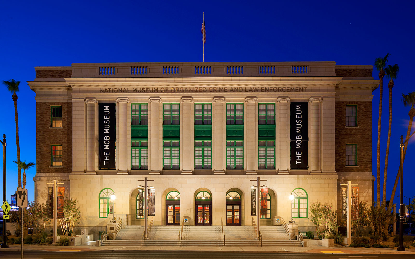 What to See at the Las Vegas Mob Museum