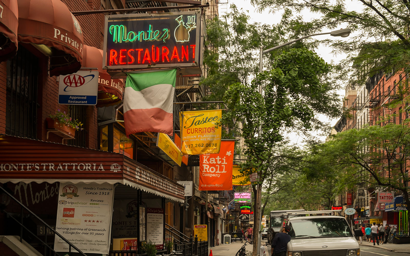 A New Yorker's Quest to Eat Around the World