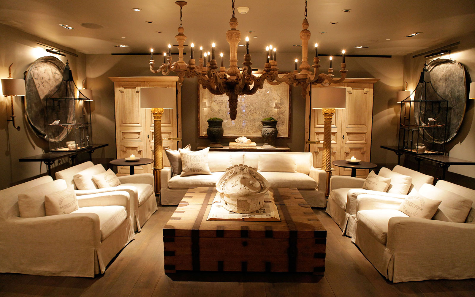 Restoration Hardware is Opening a Hotel in New York City