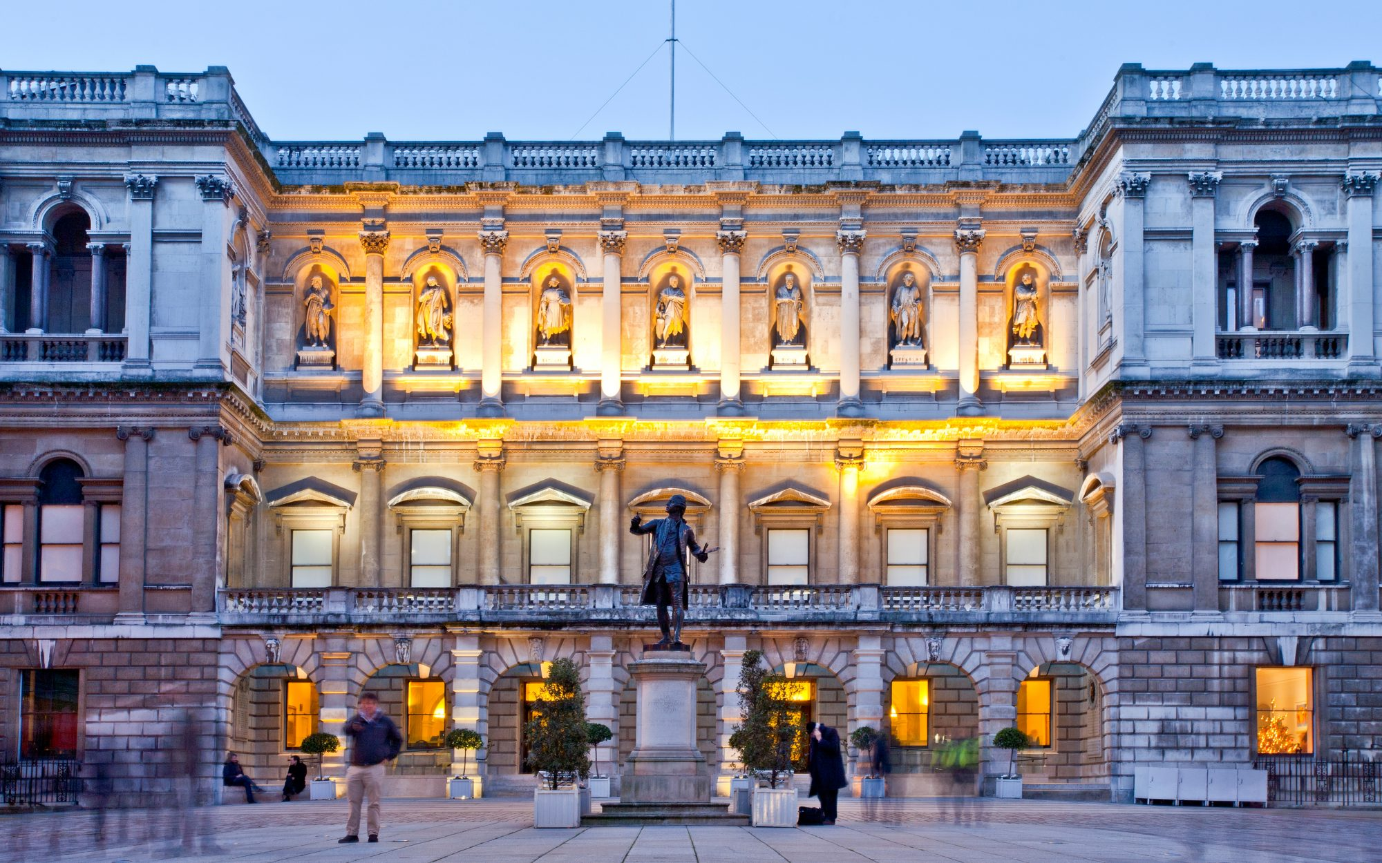 What to See at London's Royal Academy of Arts