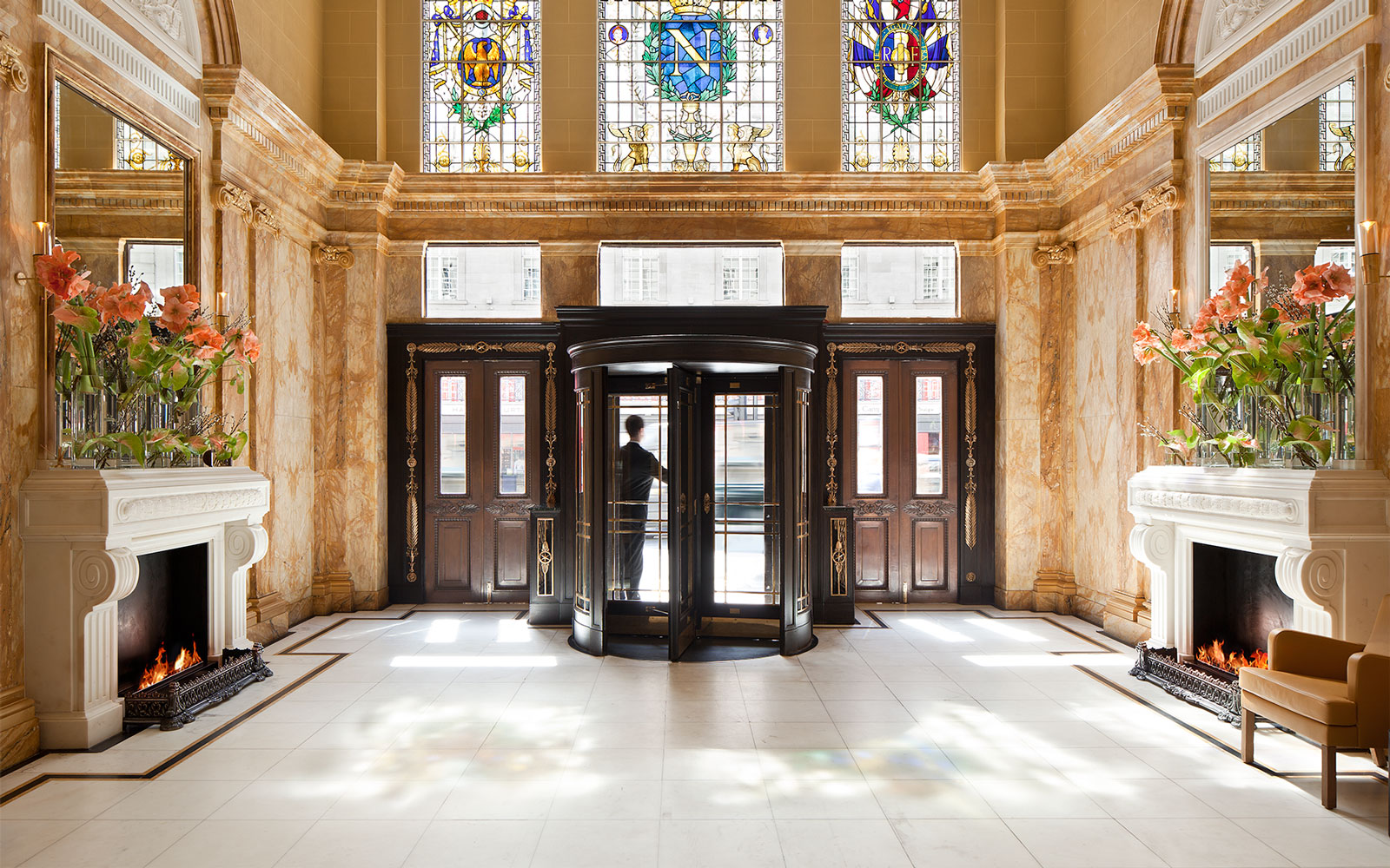London's Cafe Royal Hotel Has Found its Footing