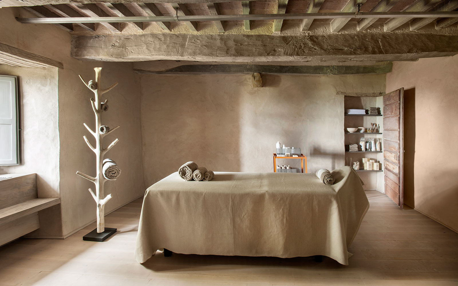 Monteverdi Tuscany's New Spa