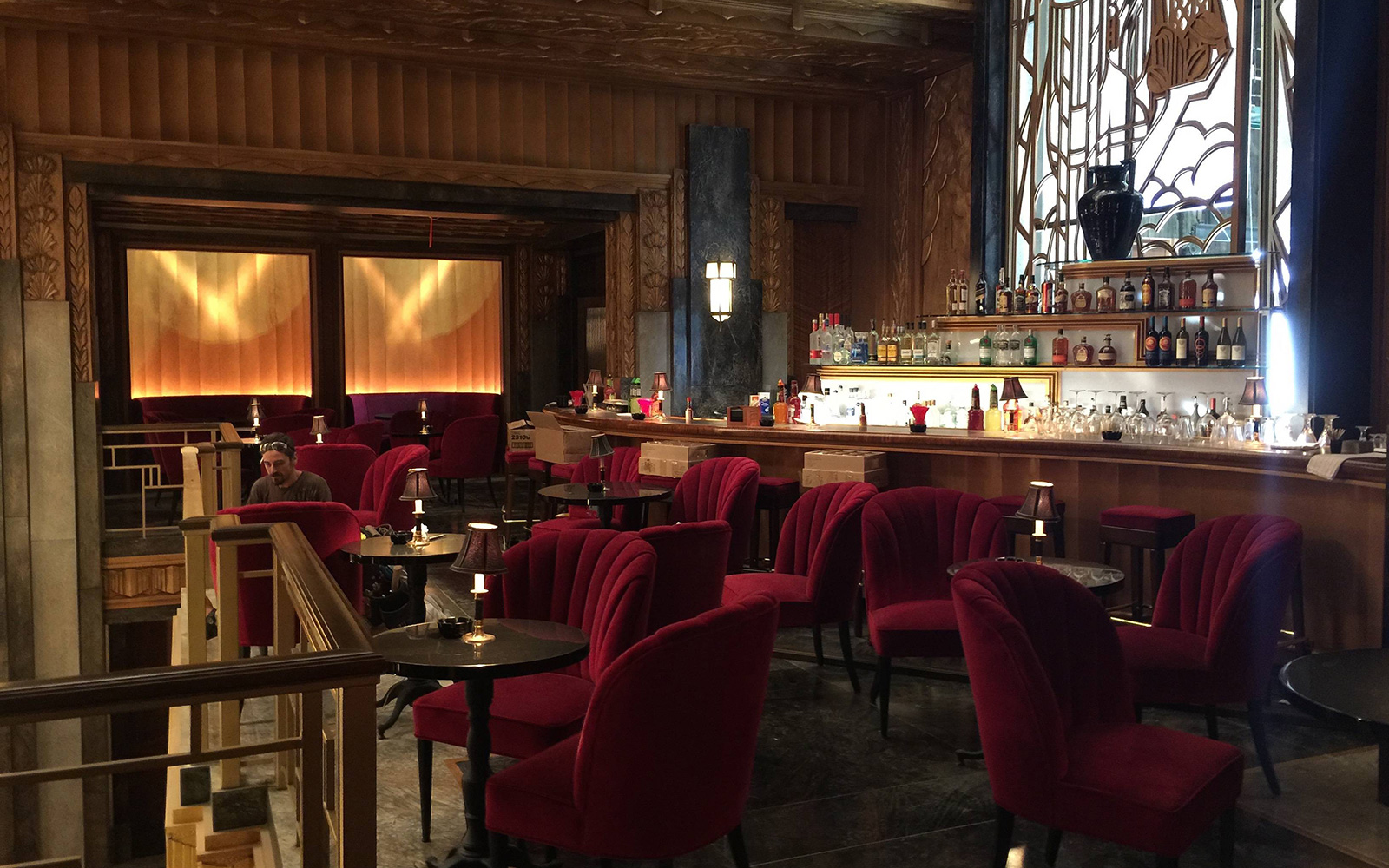 Talking Hotel Cortez With American Horror Story S Set