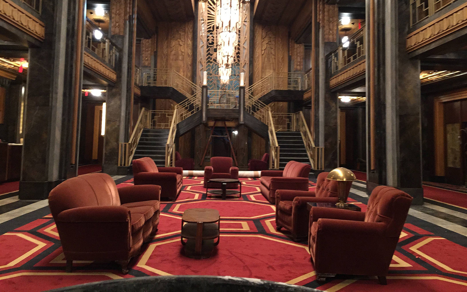 Talking Hotel Cortez with American Horror Story's Set Decorator