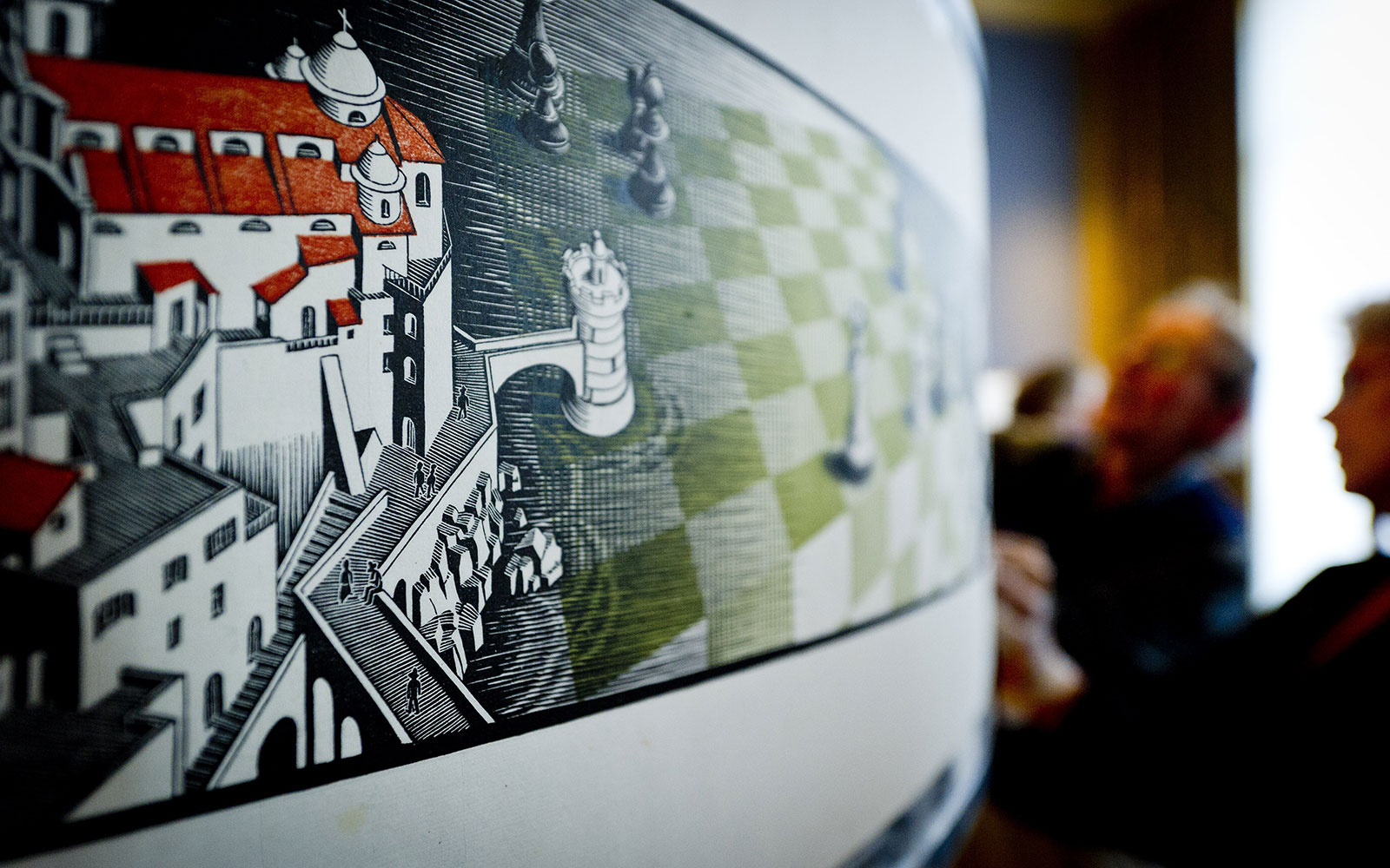 Netherlands' M.C. Escher Museum is Under Fire for Displaying Fakes