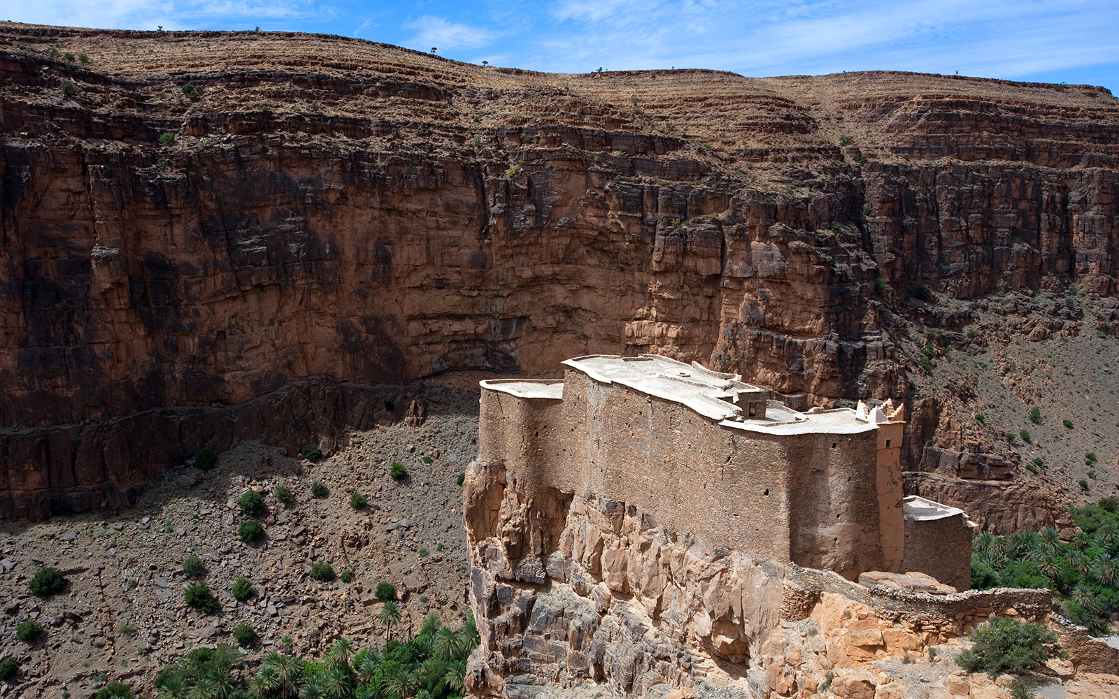 Exploring the Granaries of Southern Morocco
