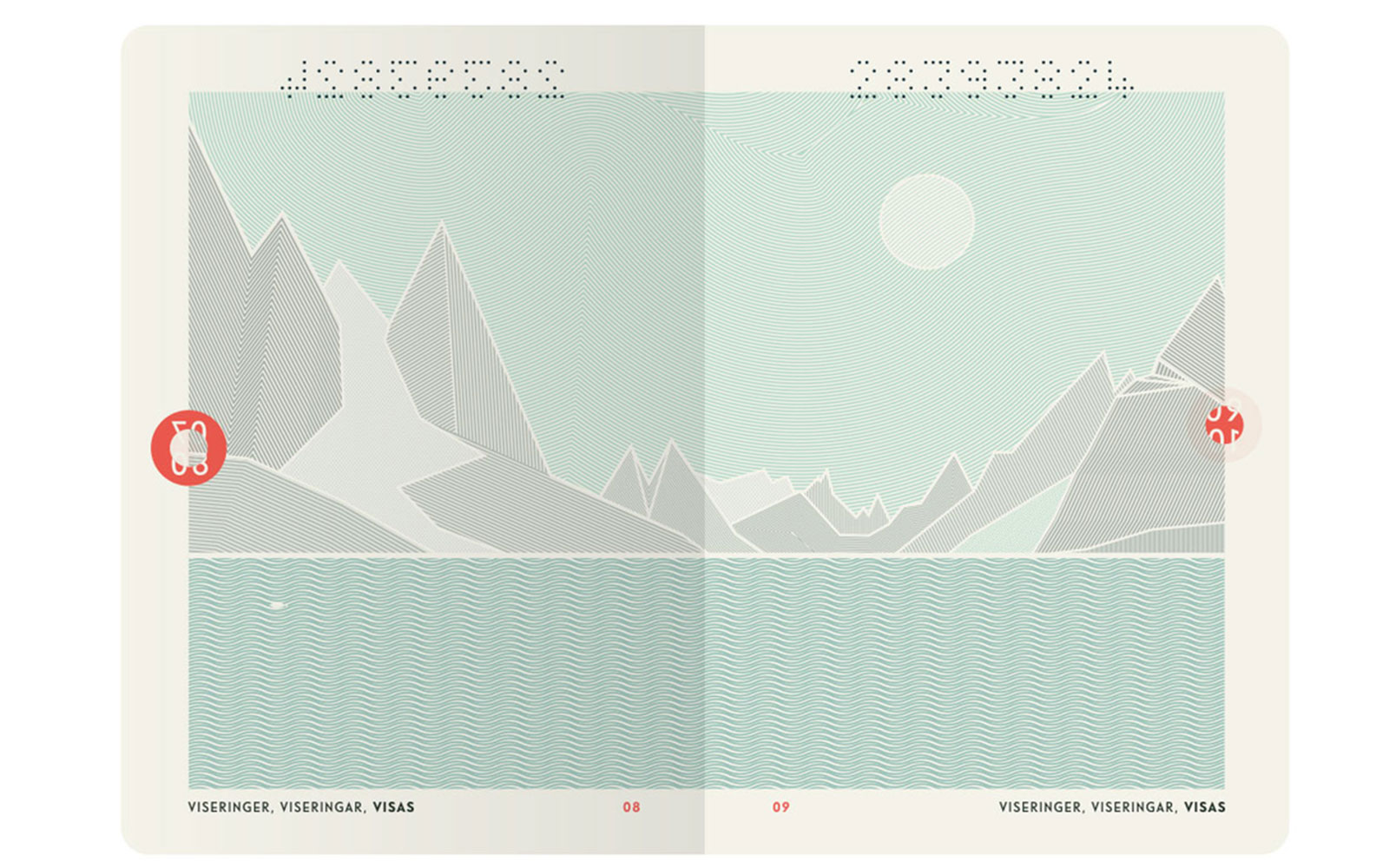Norway's Passport Design is a Work of Art