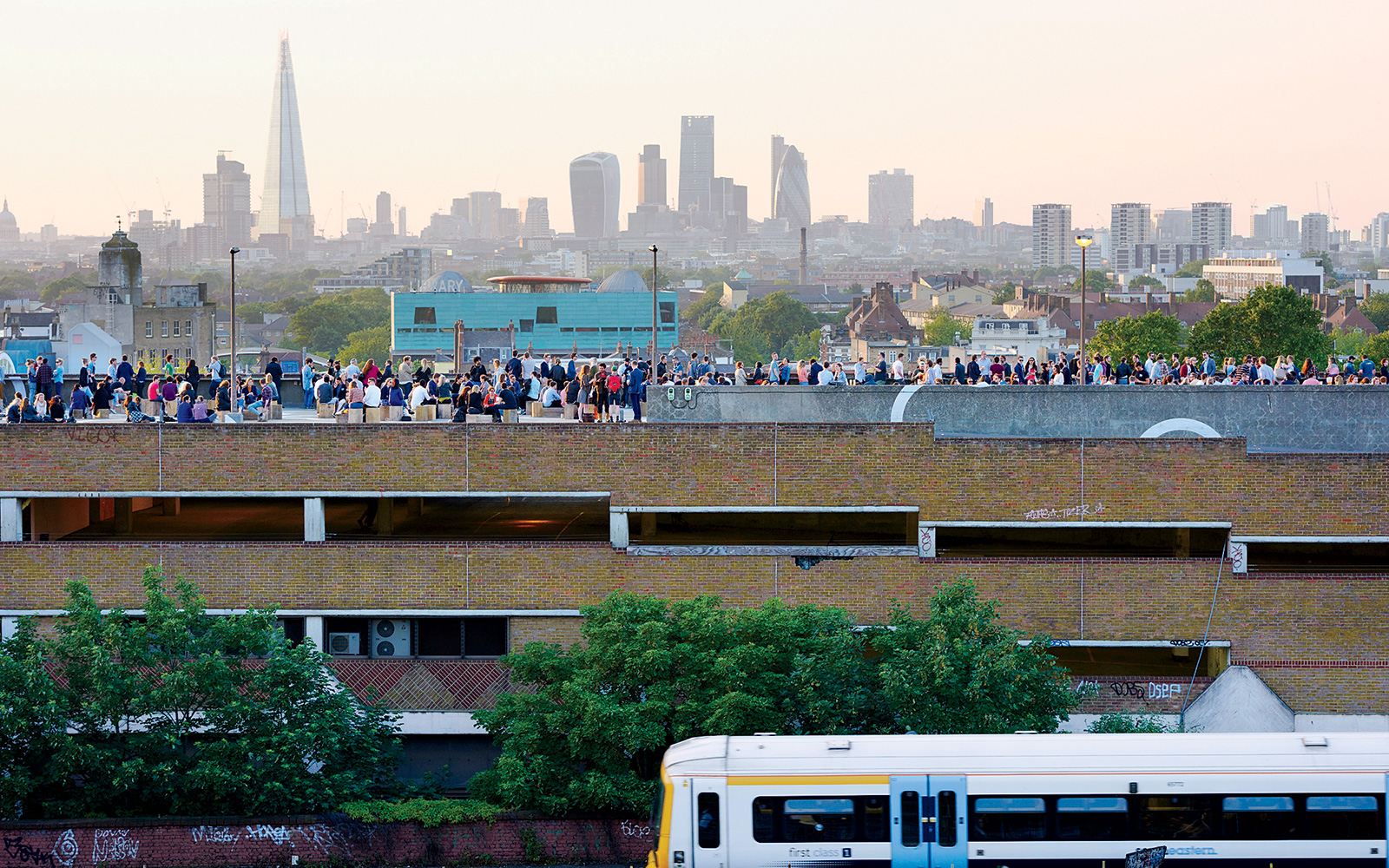 Where to Go in Peckham, London
