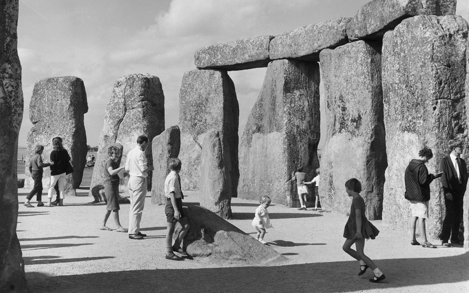 Stonehenge in Photos