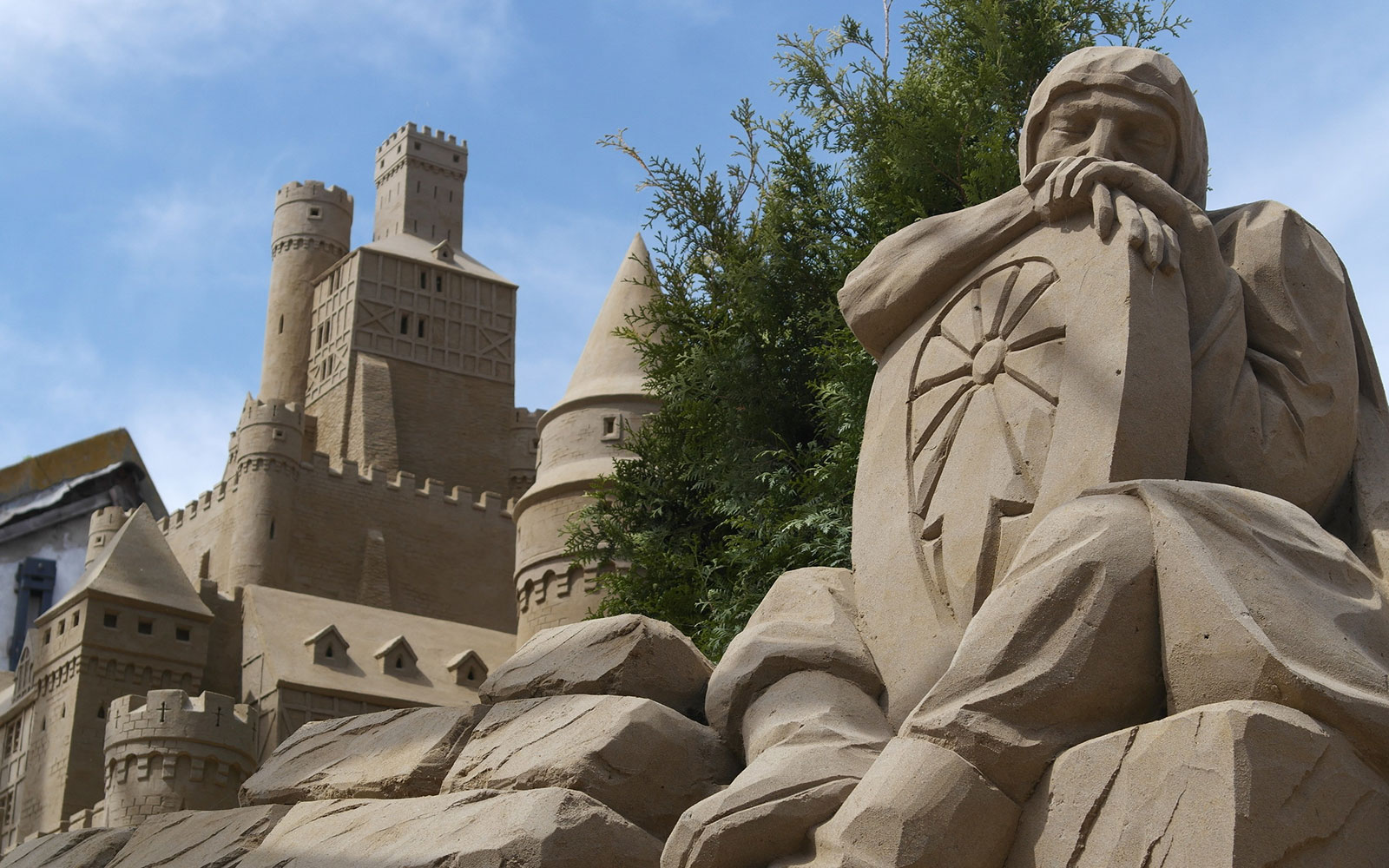 Sand Castle hotel