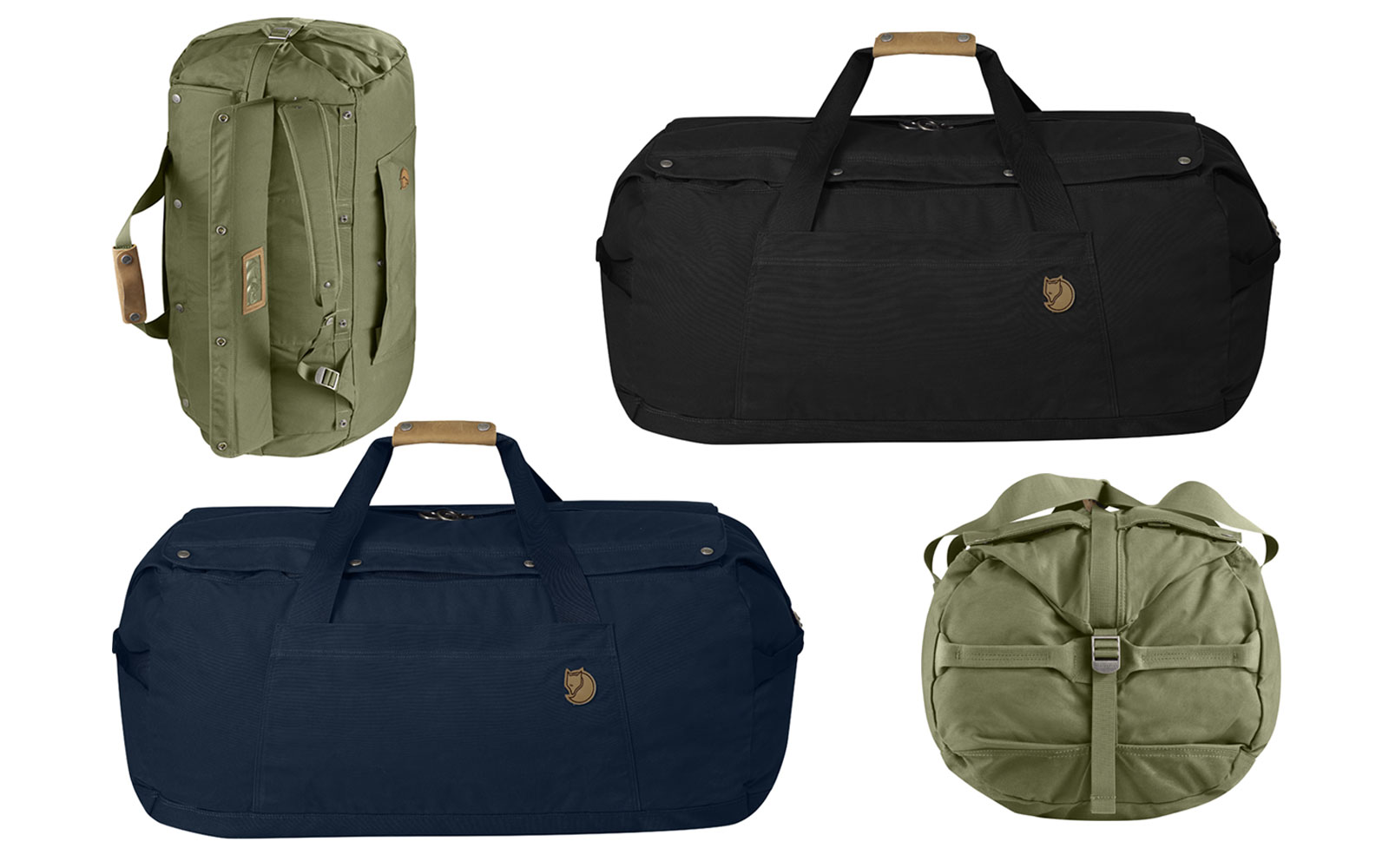 Fjallraven Duffel Number 6 Review| Travel + Leisure