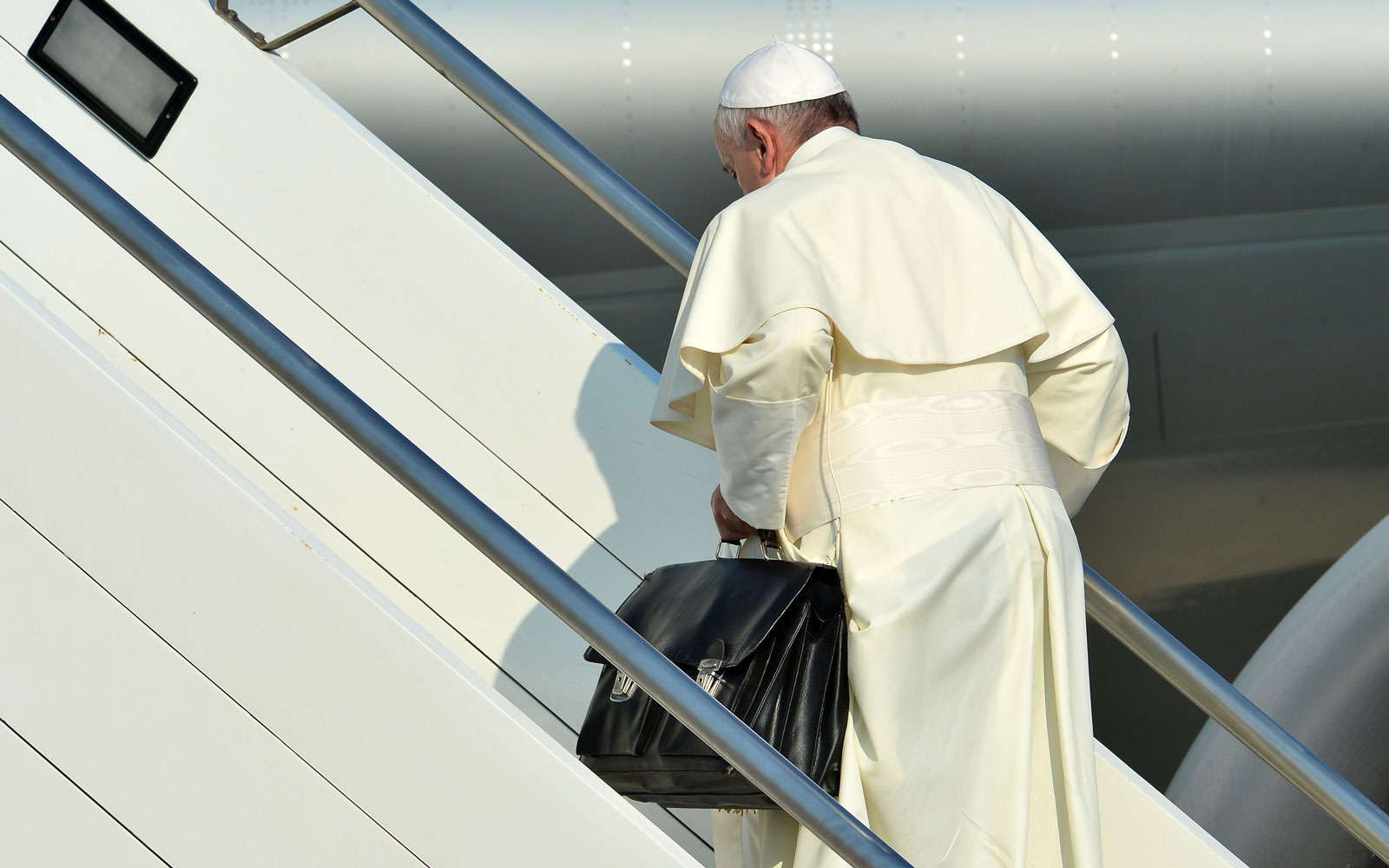 Pope Francis's Packing List| Travel + Leisure