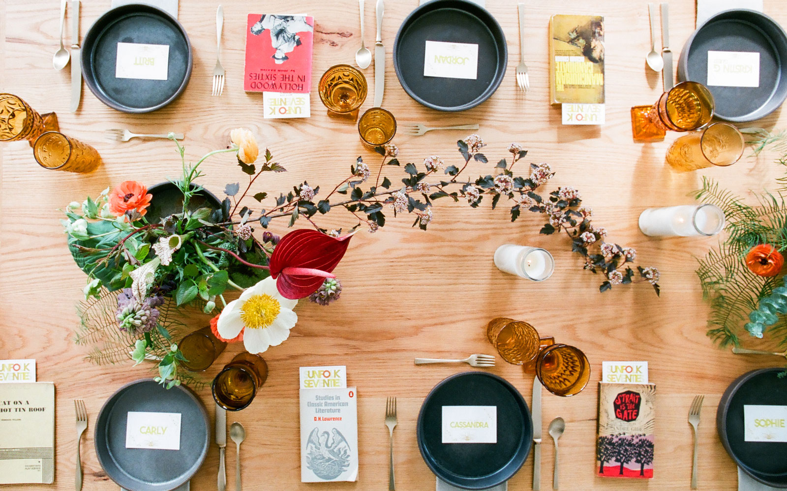 Pop-Up Dinner Parties