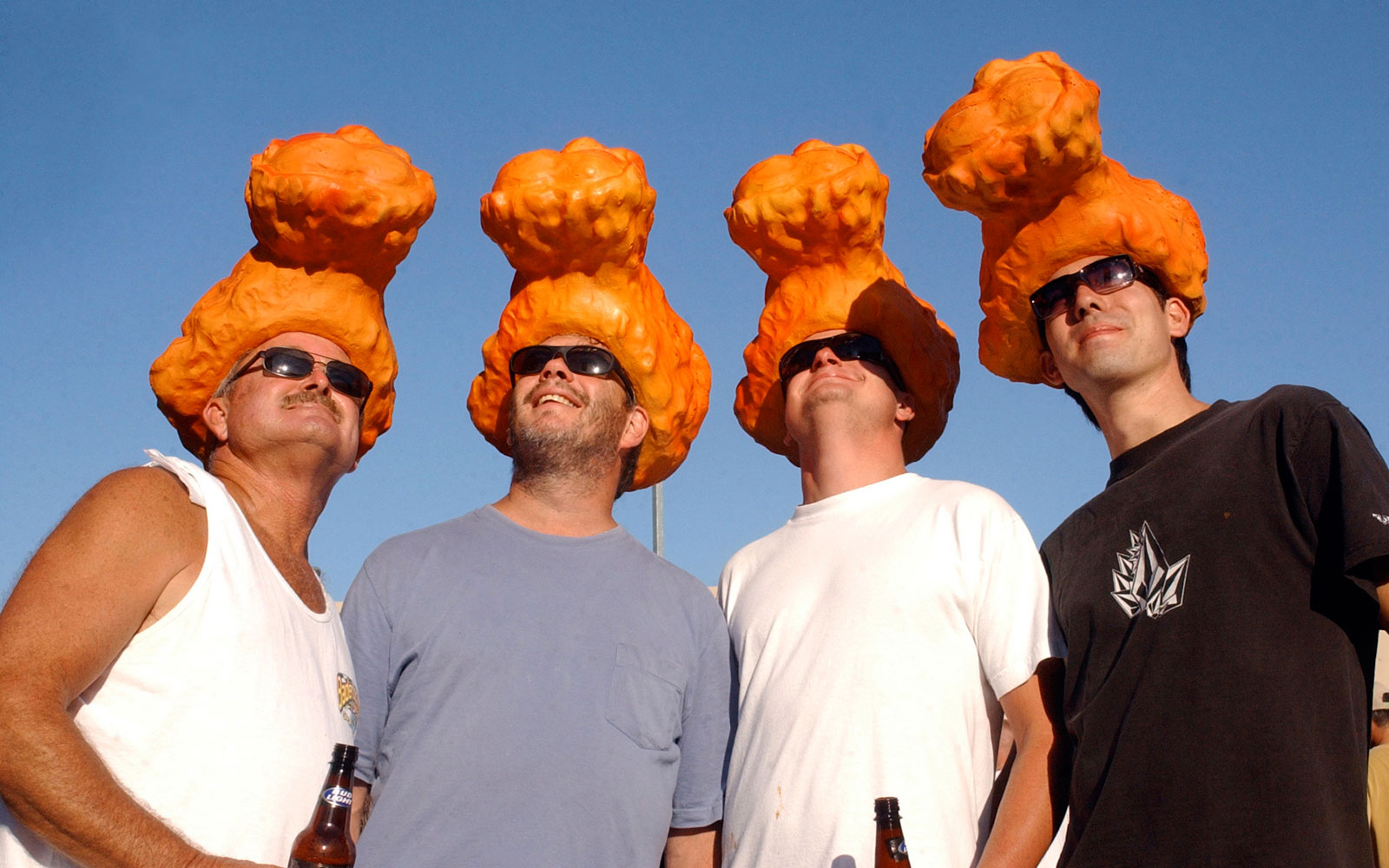 Buffalo's Annual National Chicken Wing Festival