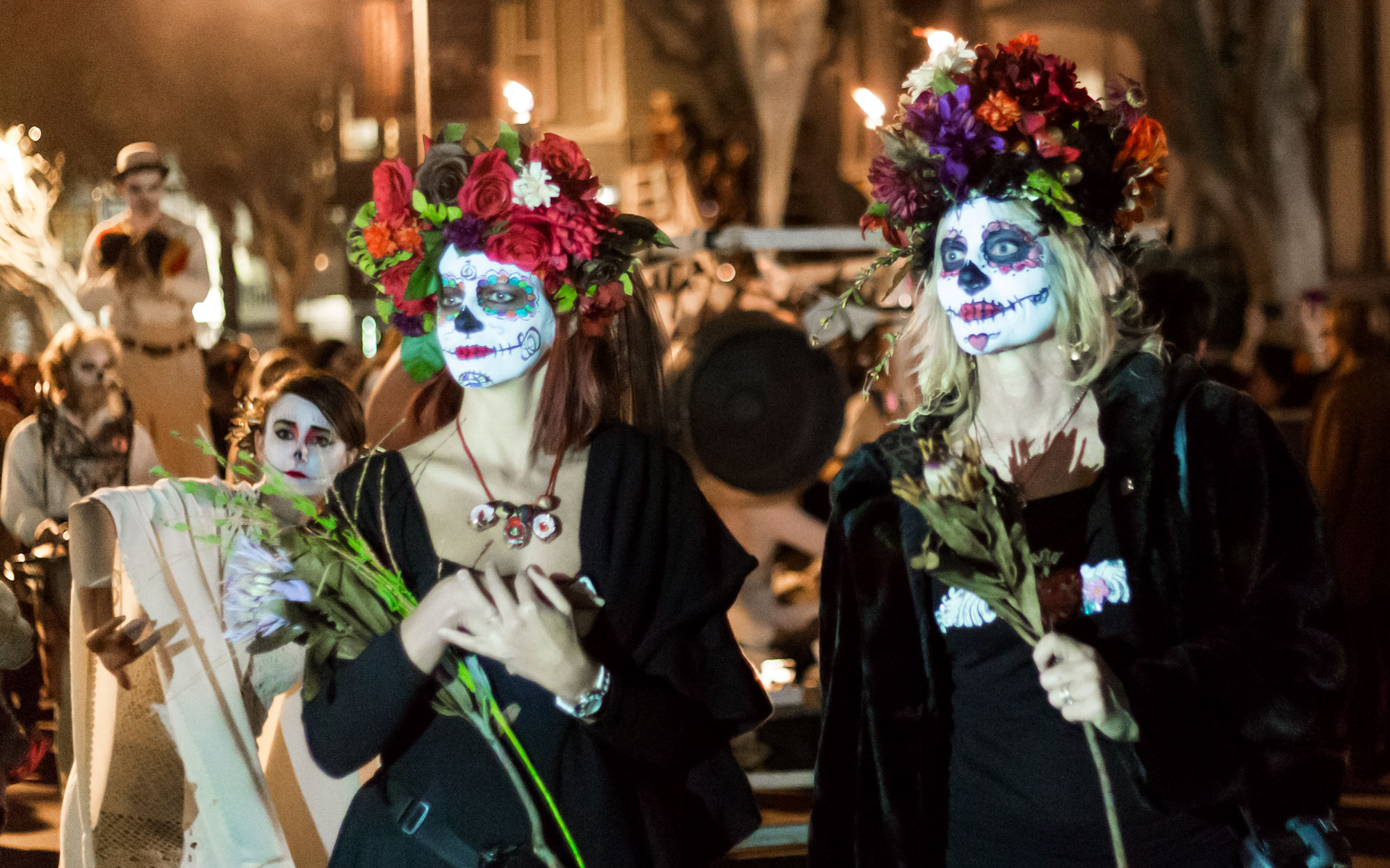Celebrate Day of the Dead in San Francisco
