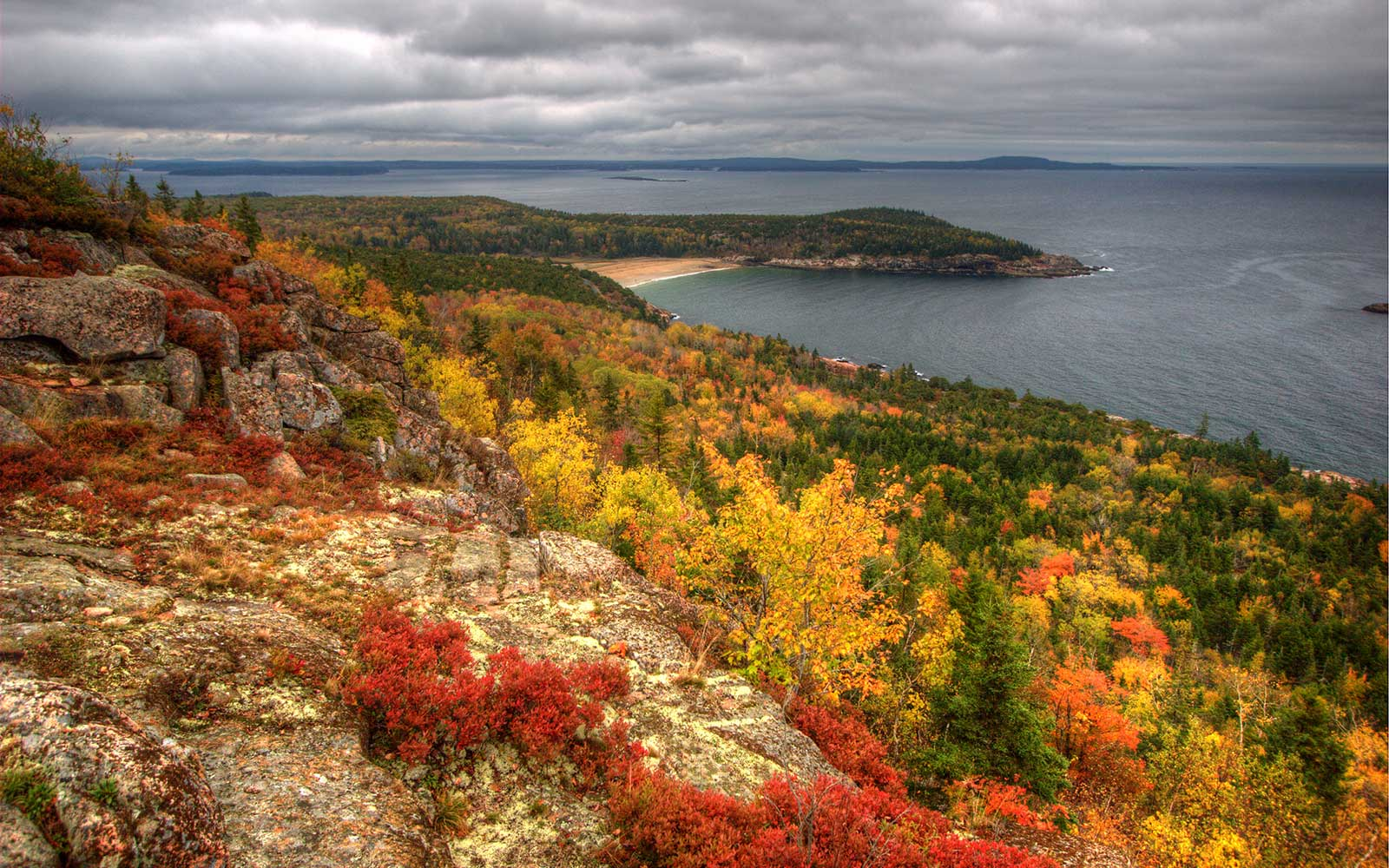 Best National Parks for Leaf Peeping