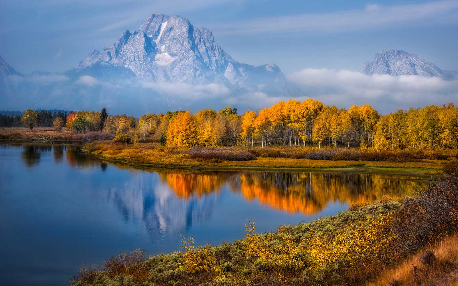 Best National Parks for Fall Foliage