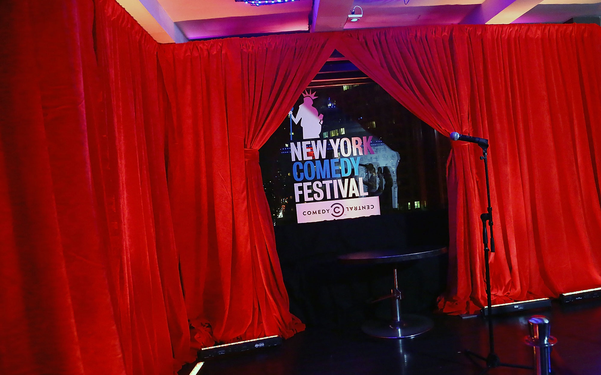 The 2015 New York Comedy Festival Line Up Travel Leisure