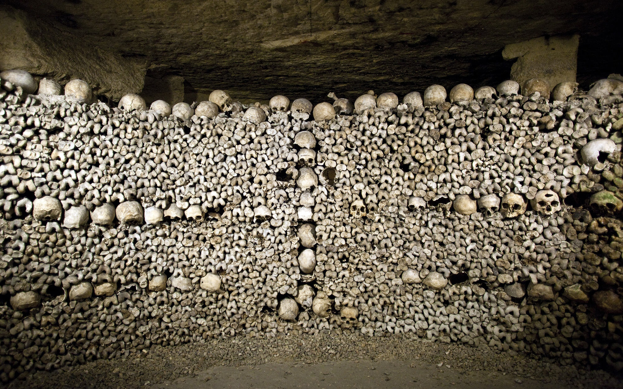 Spend Halloween Night in the Paris Catacombs