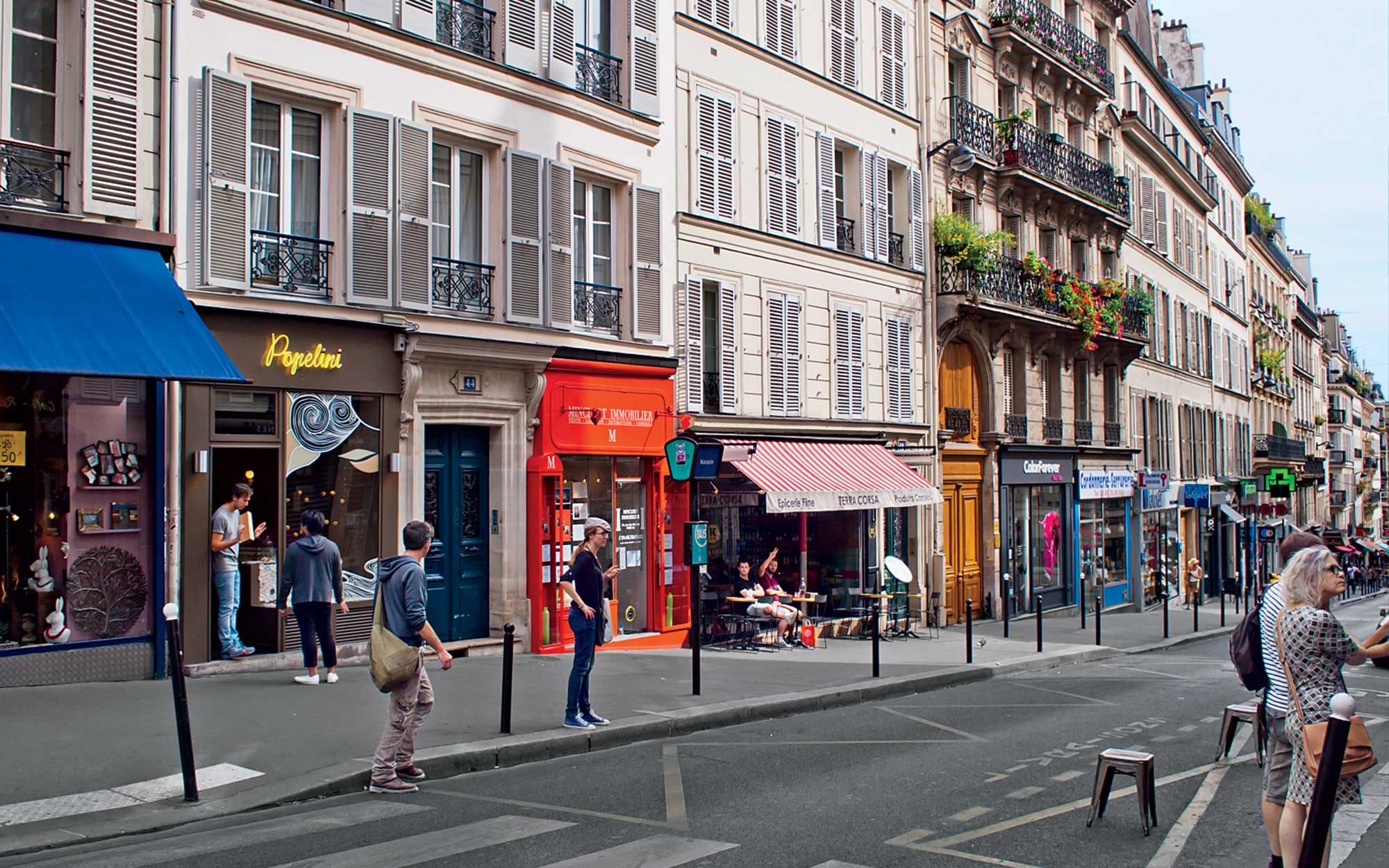 A World in One Street: Rue des Martyrs in Paris