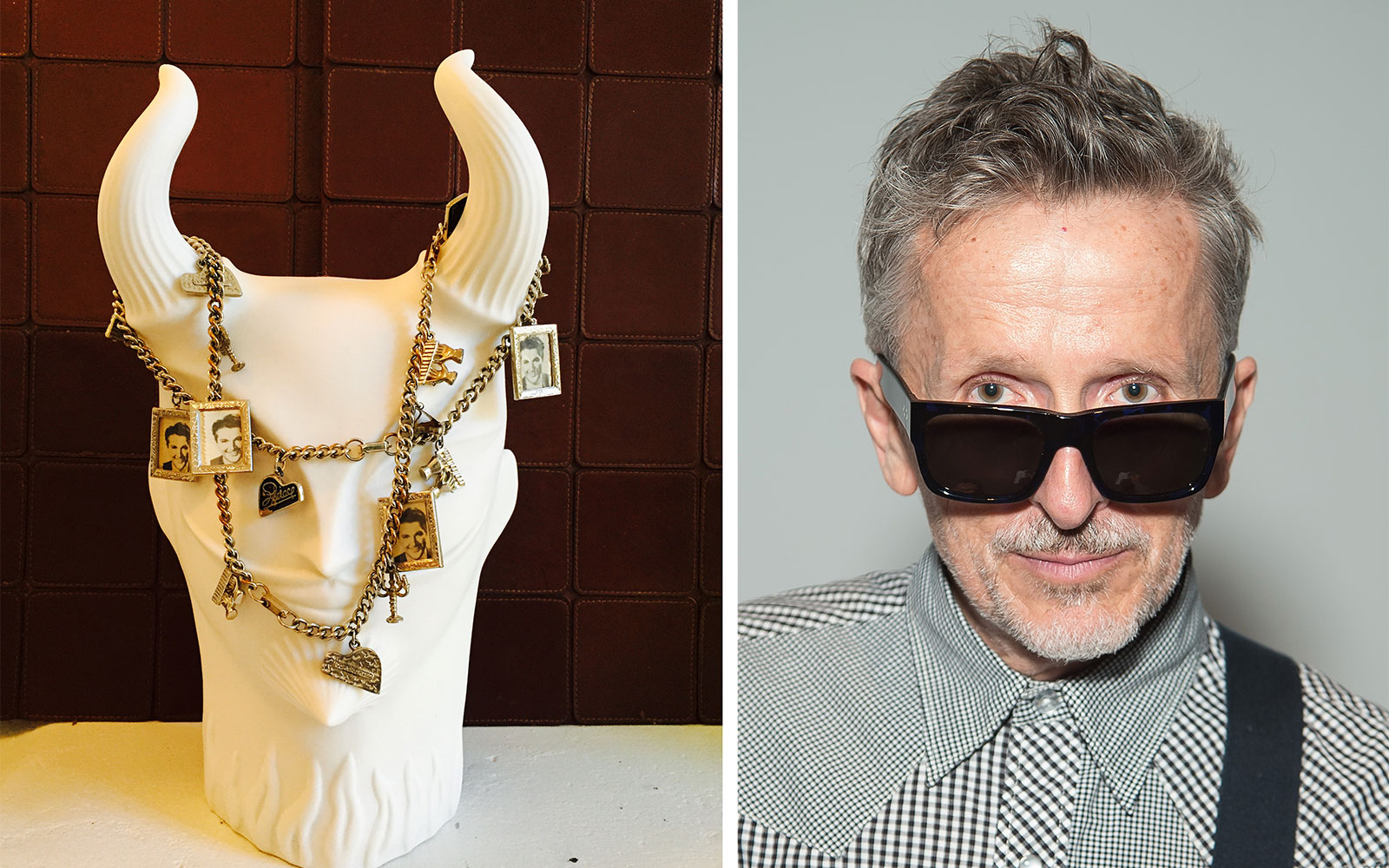 Simon Doonan on His Treasured Liberace Necklace From Las Vegas