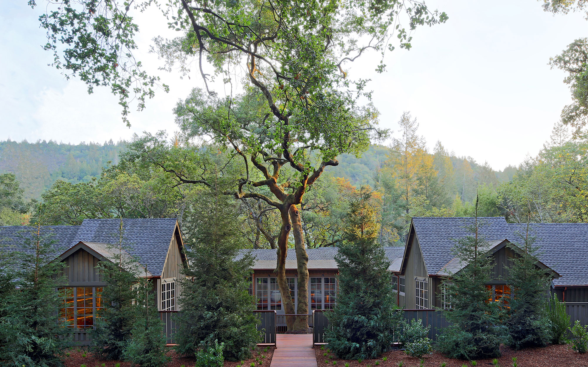 Napa Valley's Meadowood Opens New Spa