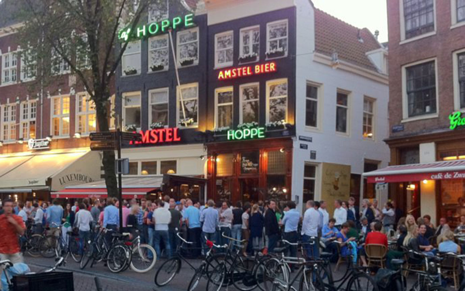 Amsterdam's Beloved Brown Cafes