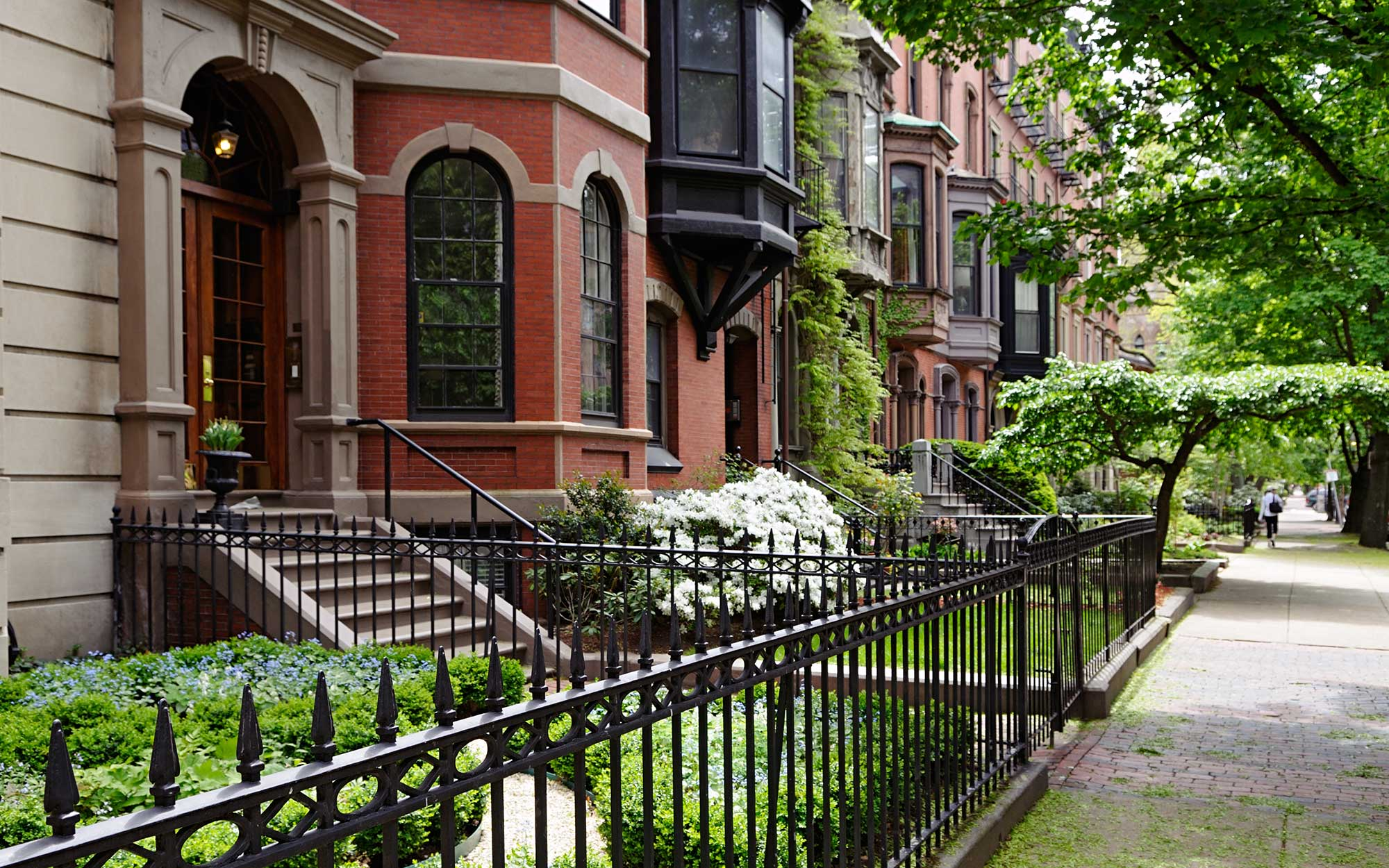 10 Secret Streets in Boston