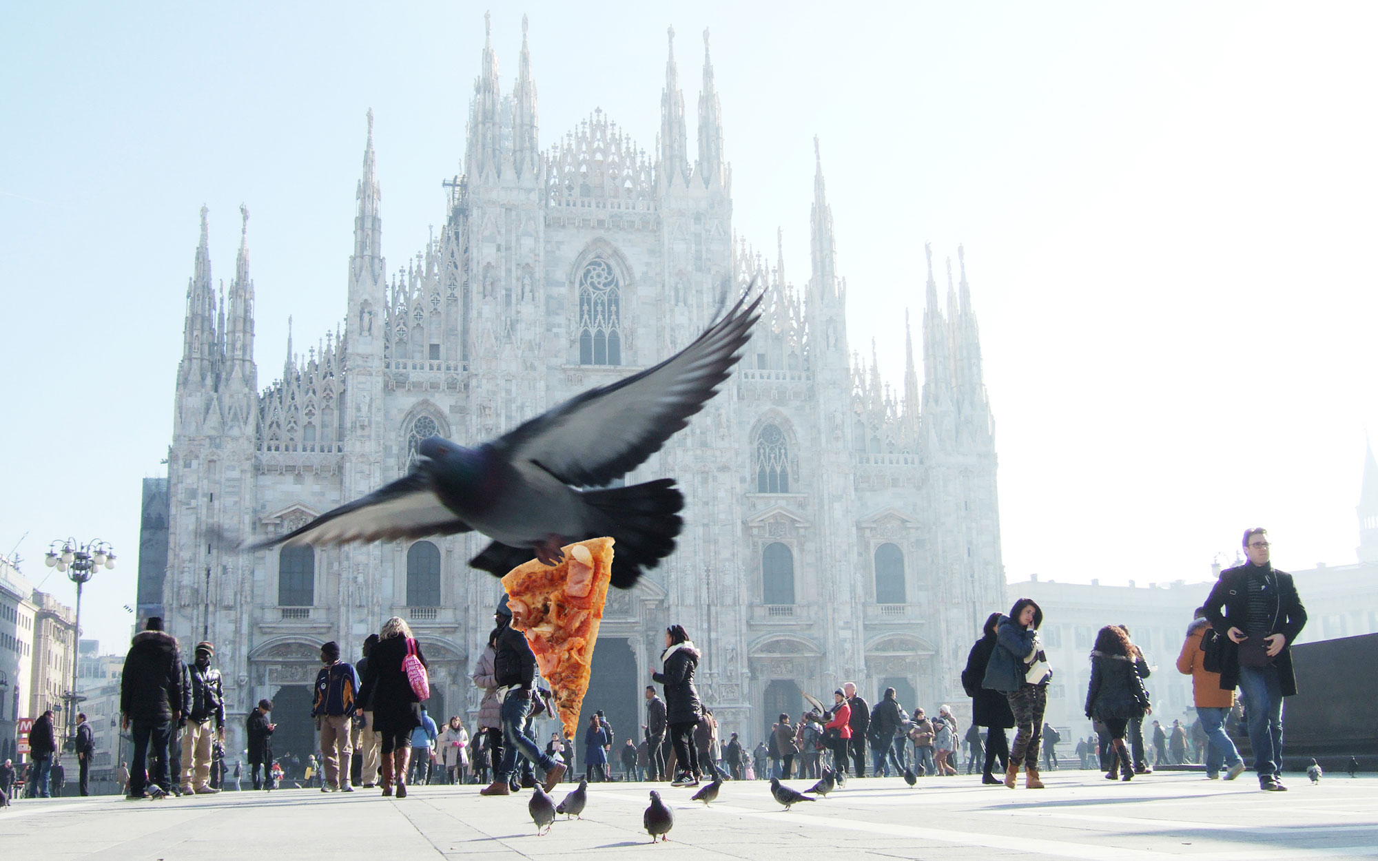 Domino's Pizza is Now in Italy