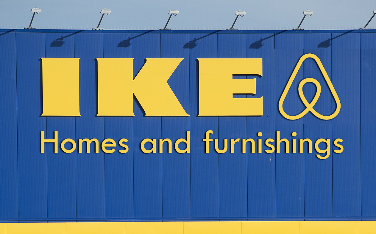 Airbnb and Ikea Should Just Go Ahead and Merge, Already!