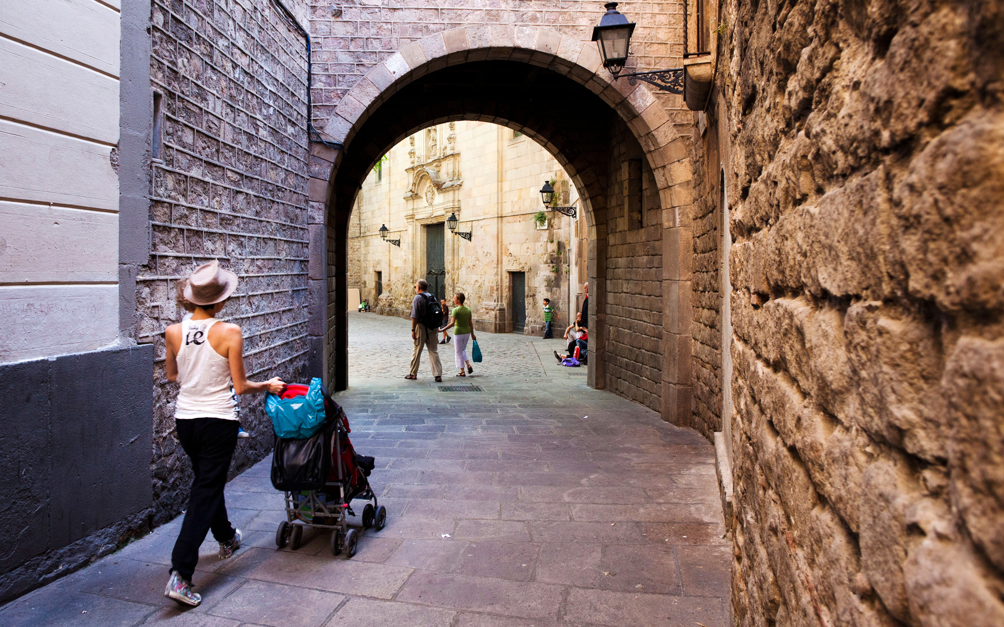 Barcelona's Best Secret Streets