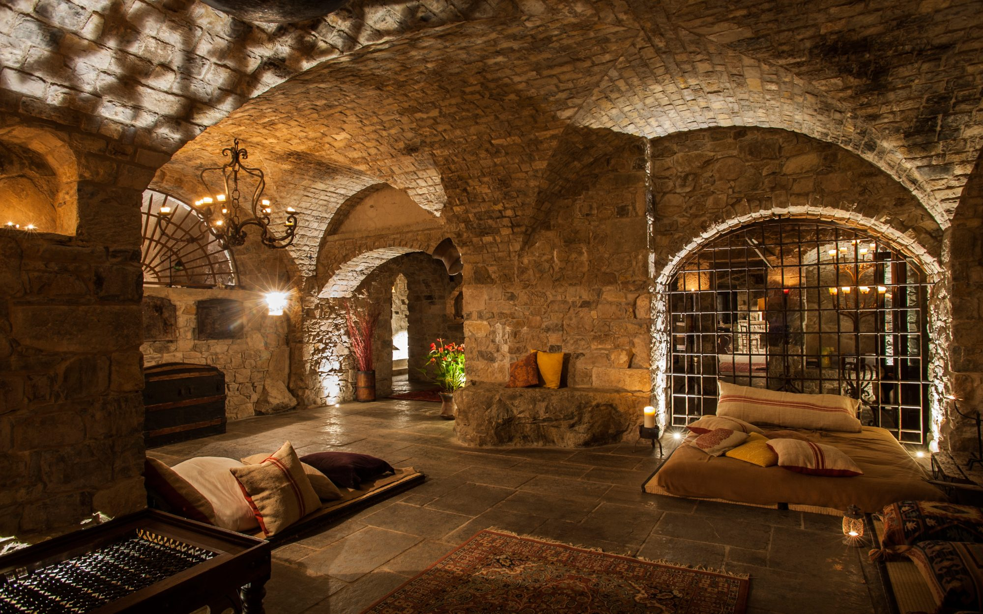 Silent Retreats in Europe with Style