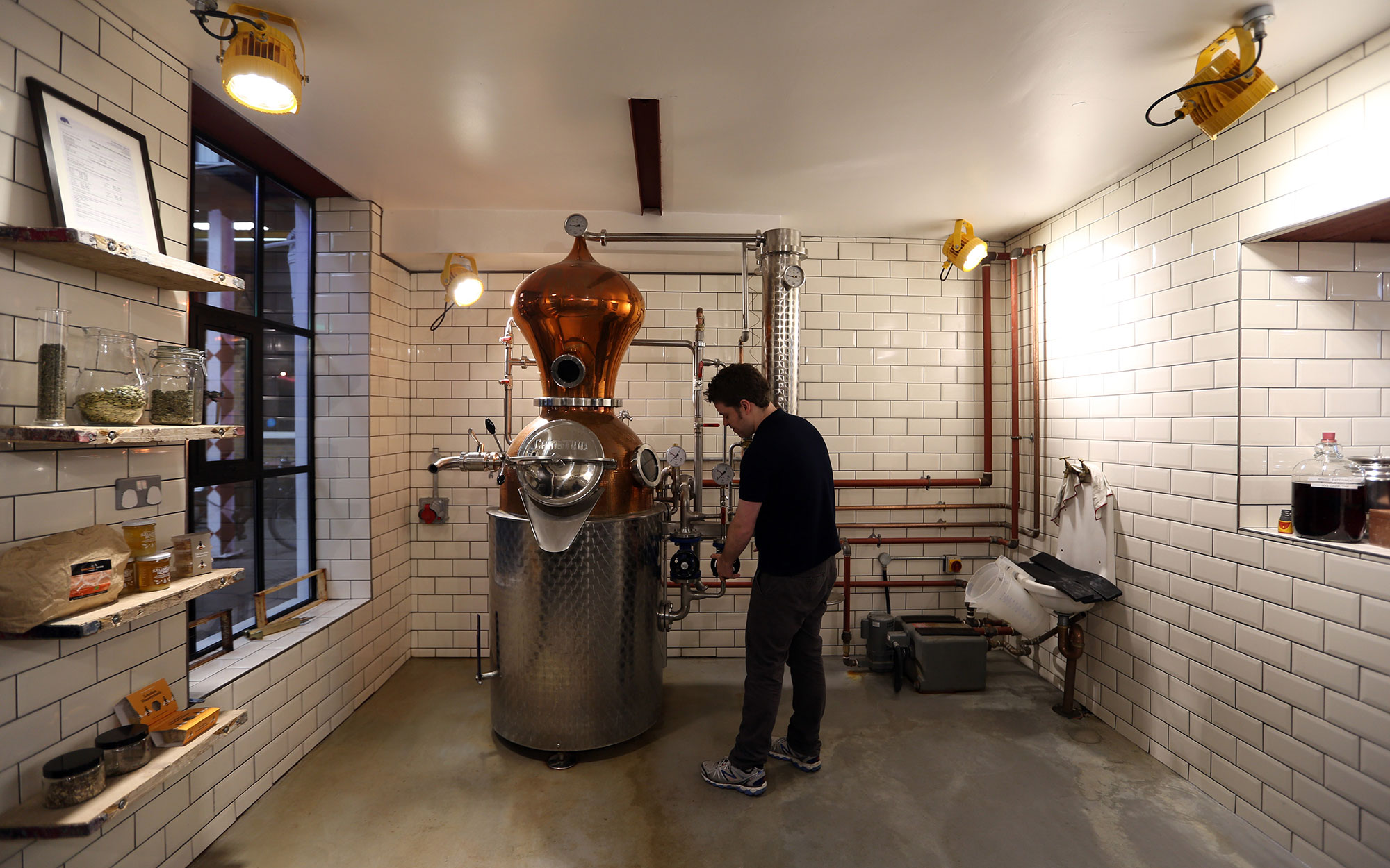 Best Urban Distilleries in the World
