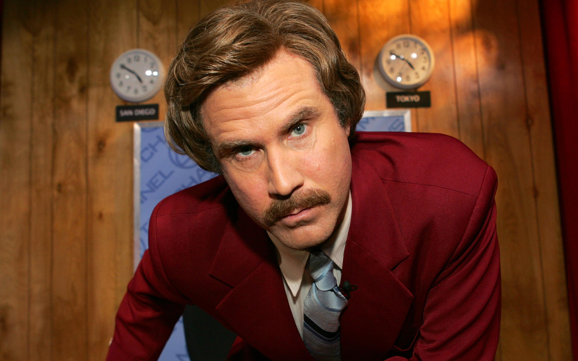 There's a Will Ferrell-Themed Bar in NYC