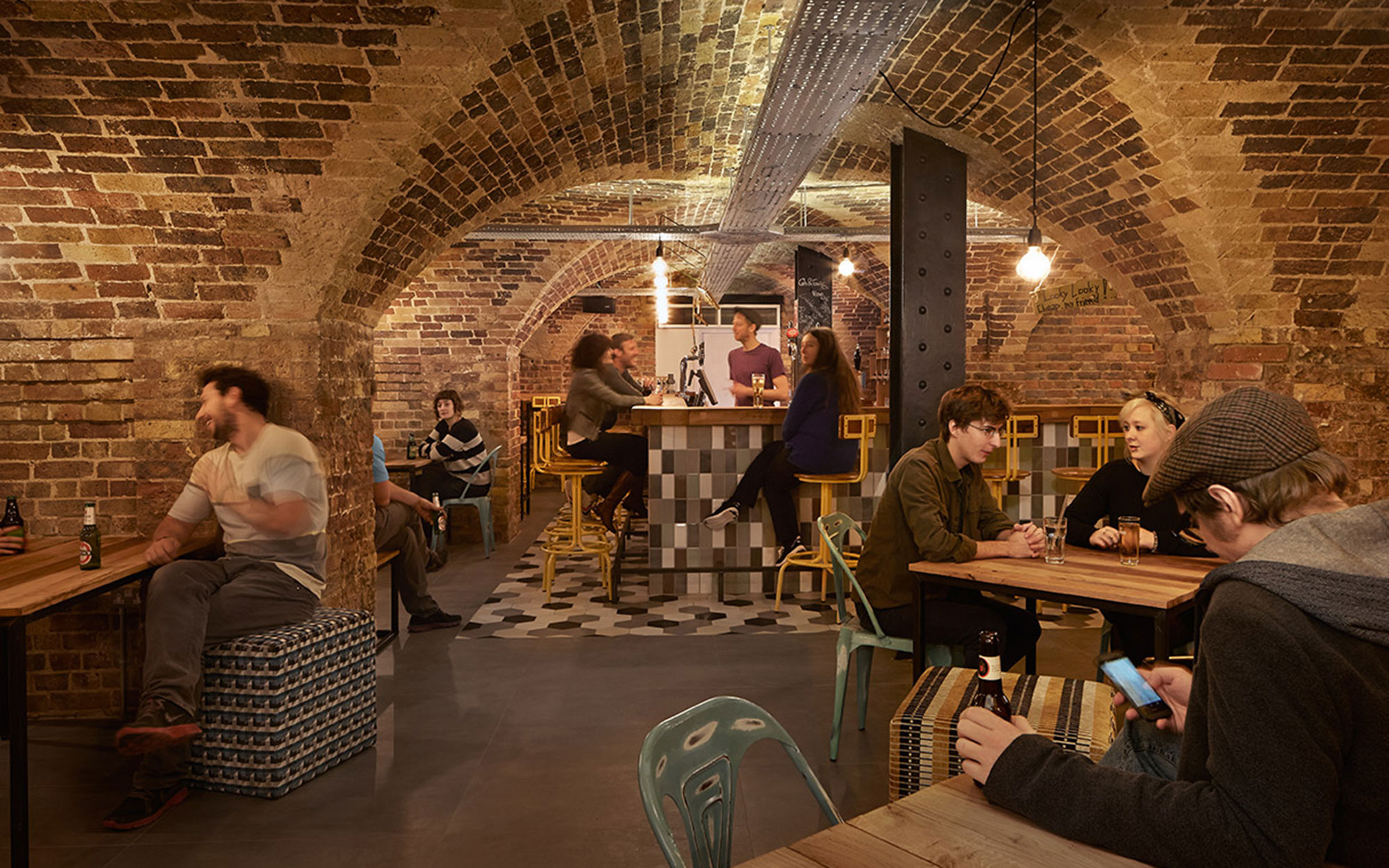 Wombats hostel London