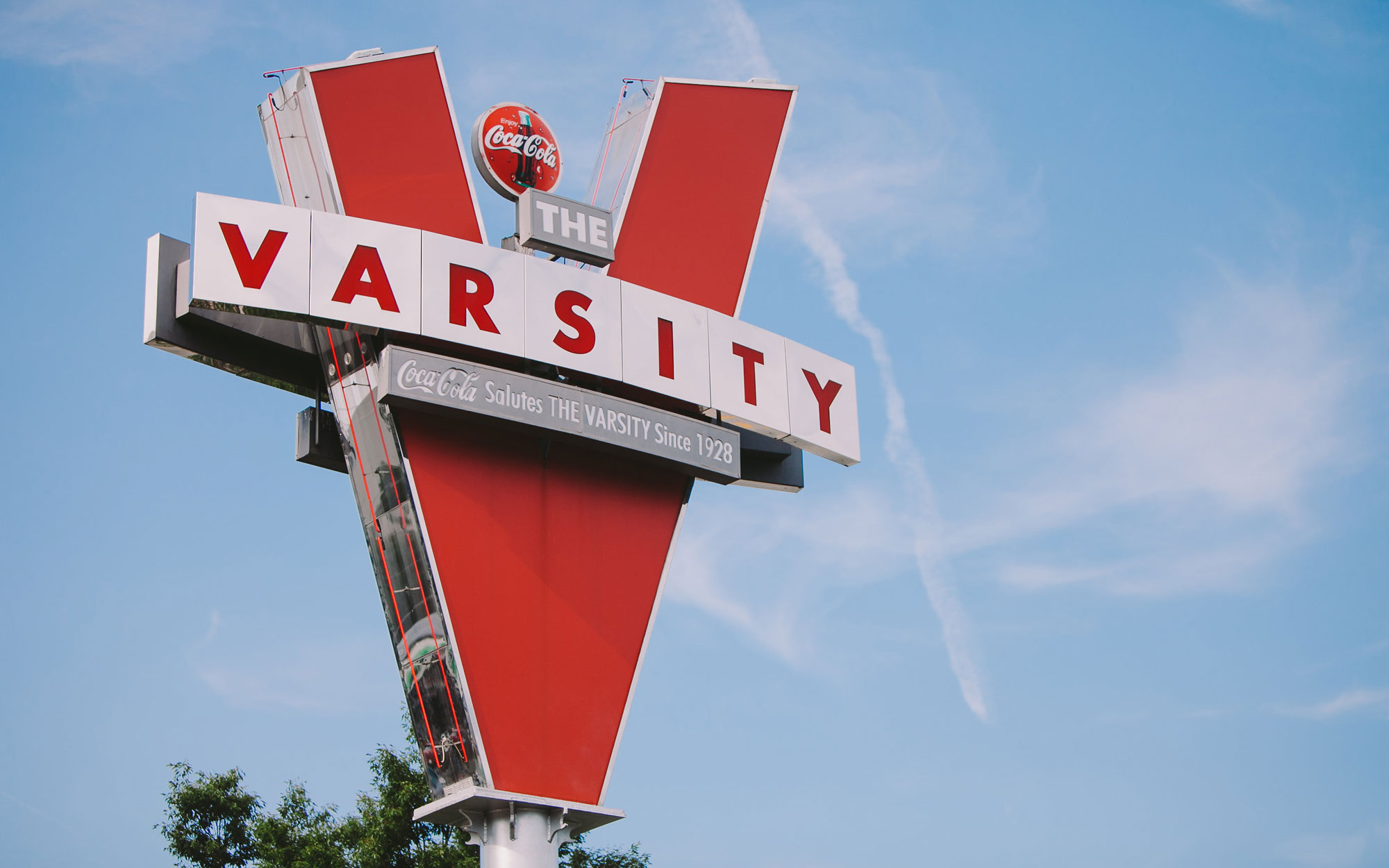 The Varsity, Atlanta, Georgia